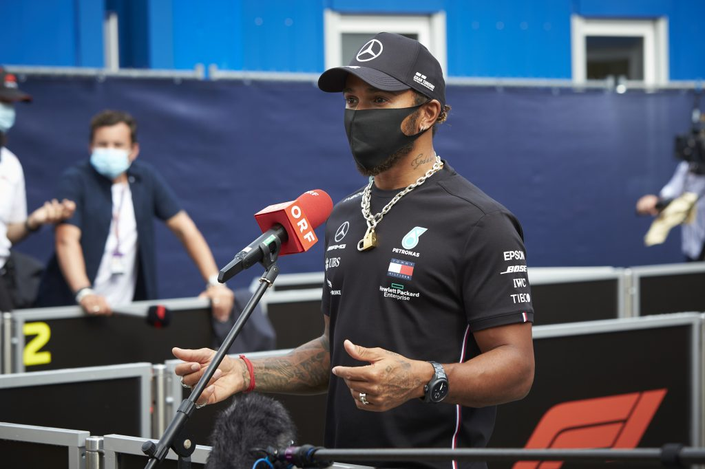 The biggest misconceptions over Hamilton's racism stance - The Race