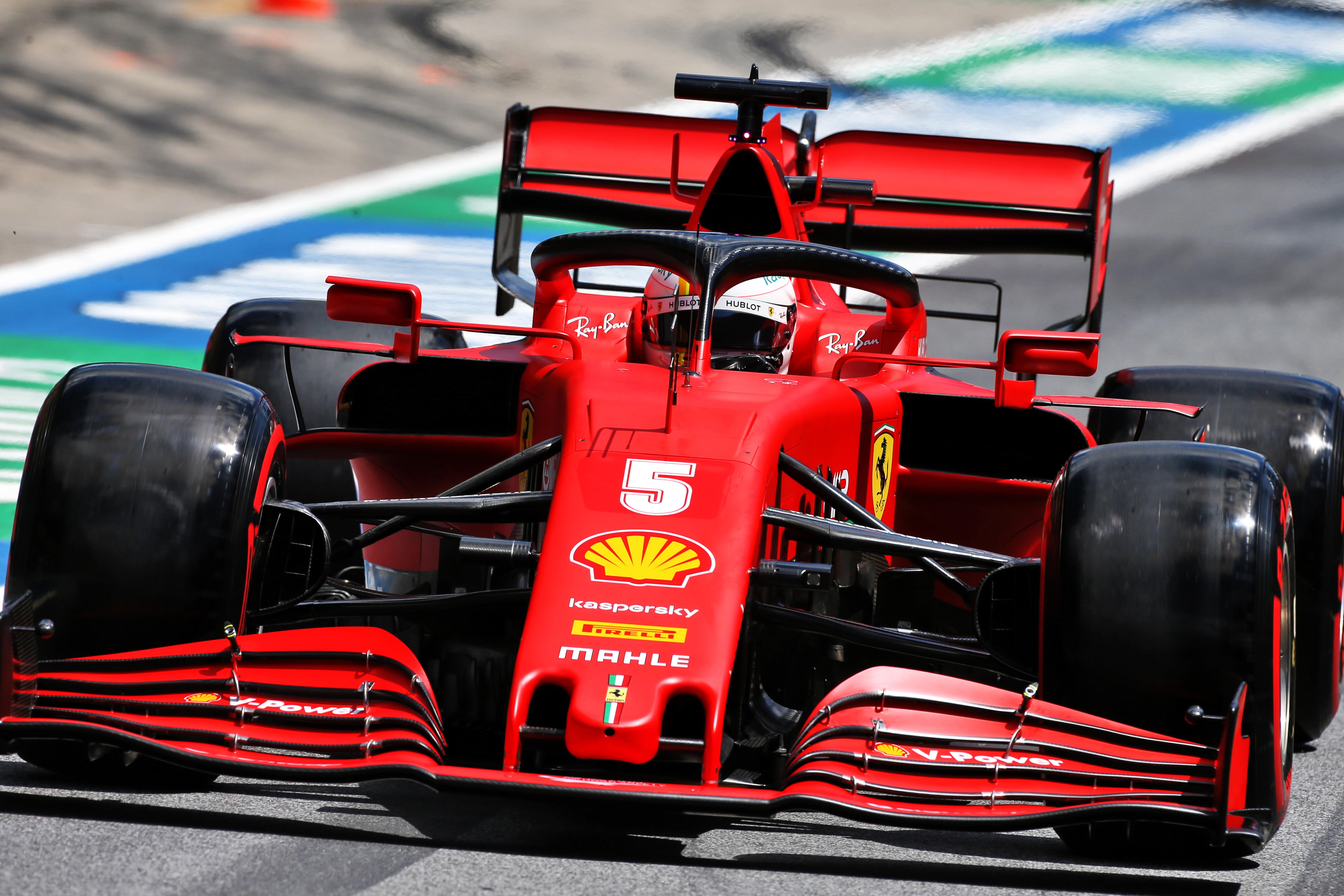 Our Verdict On Ferrari S Austrian Gp Qualifying Disaster The Race