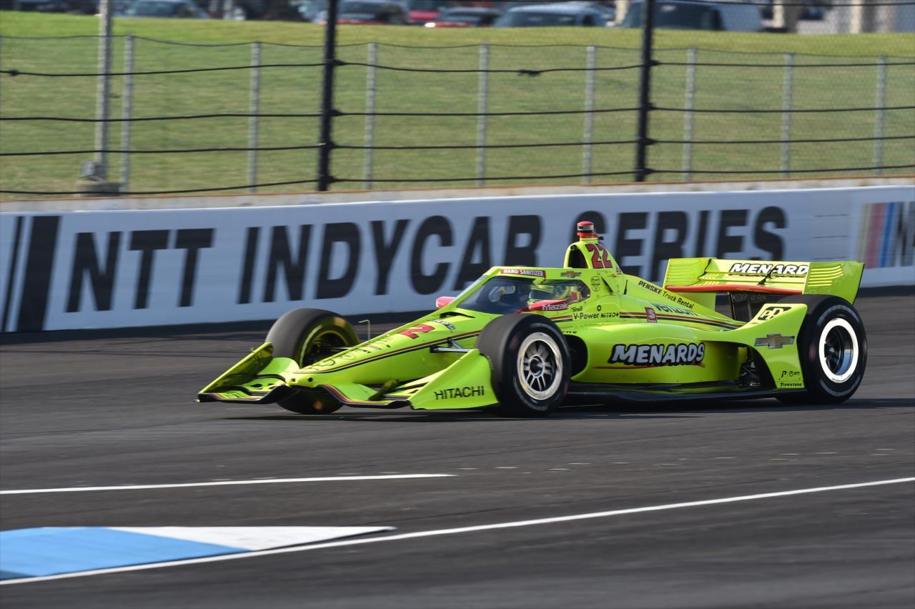 Simon Pagenaud IndyCar 2020