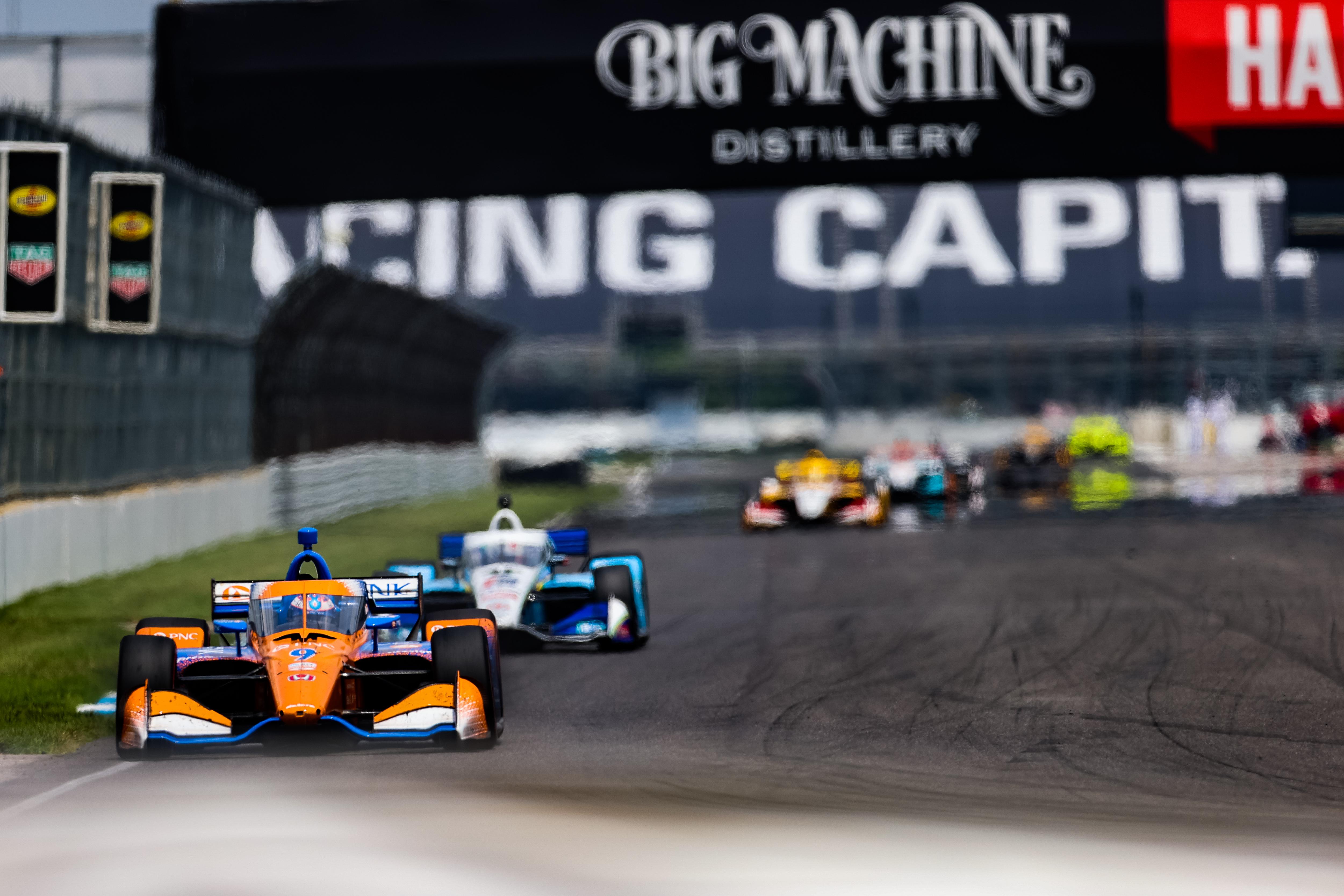 Scott Dixon Ganassi Indianapolis IndyCar 2020