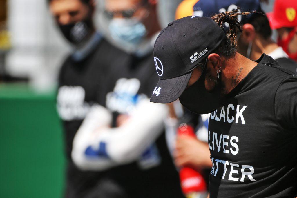 Hamilton: I support Black Lives Matter message not politics - The Race