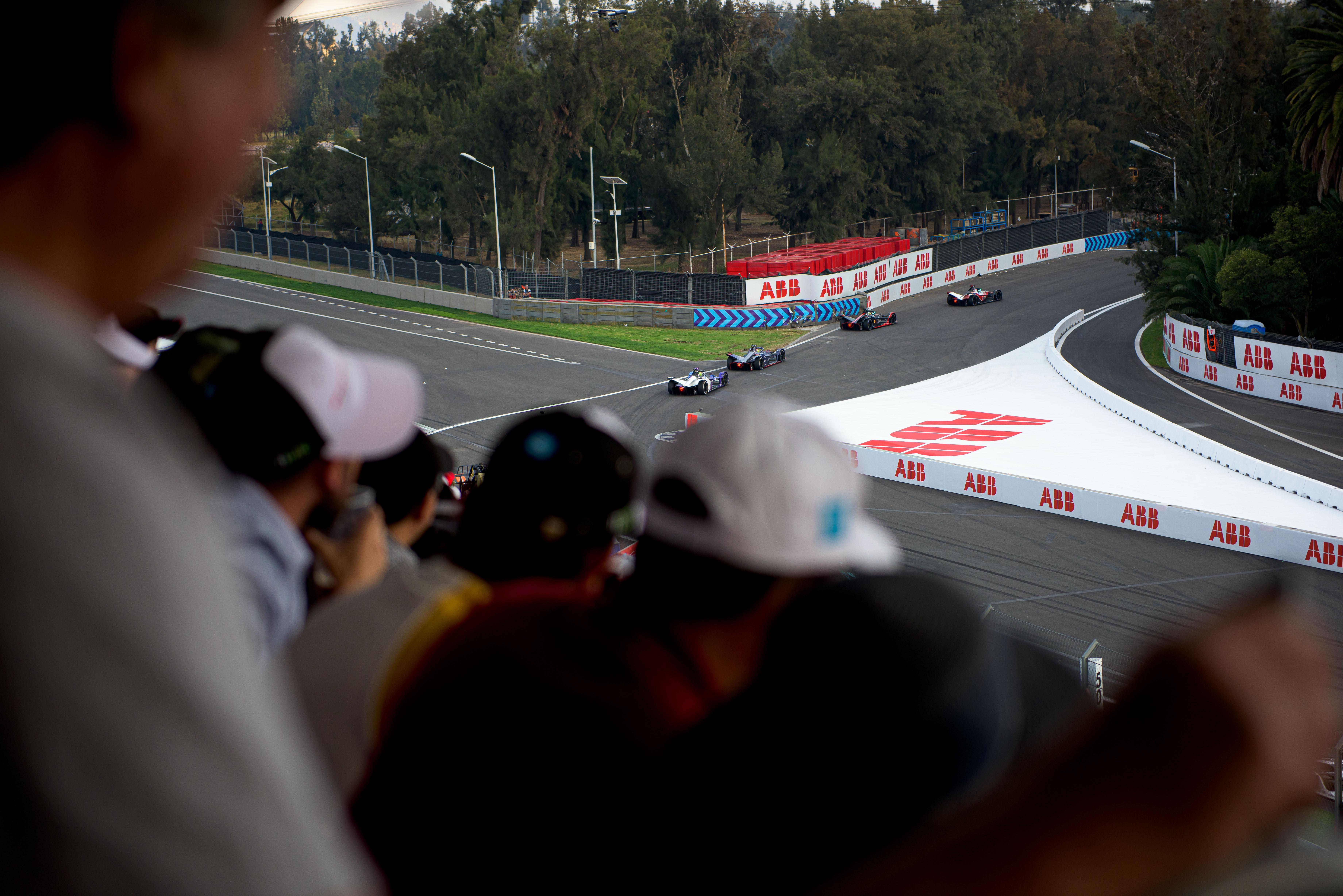 Mexico City Formula E 2020