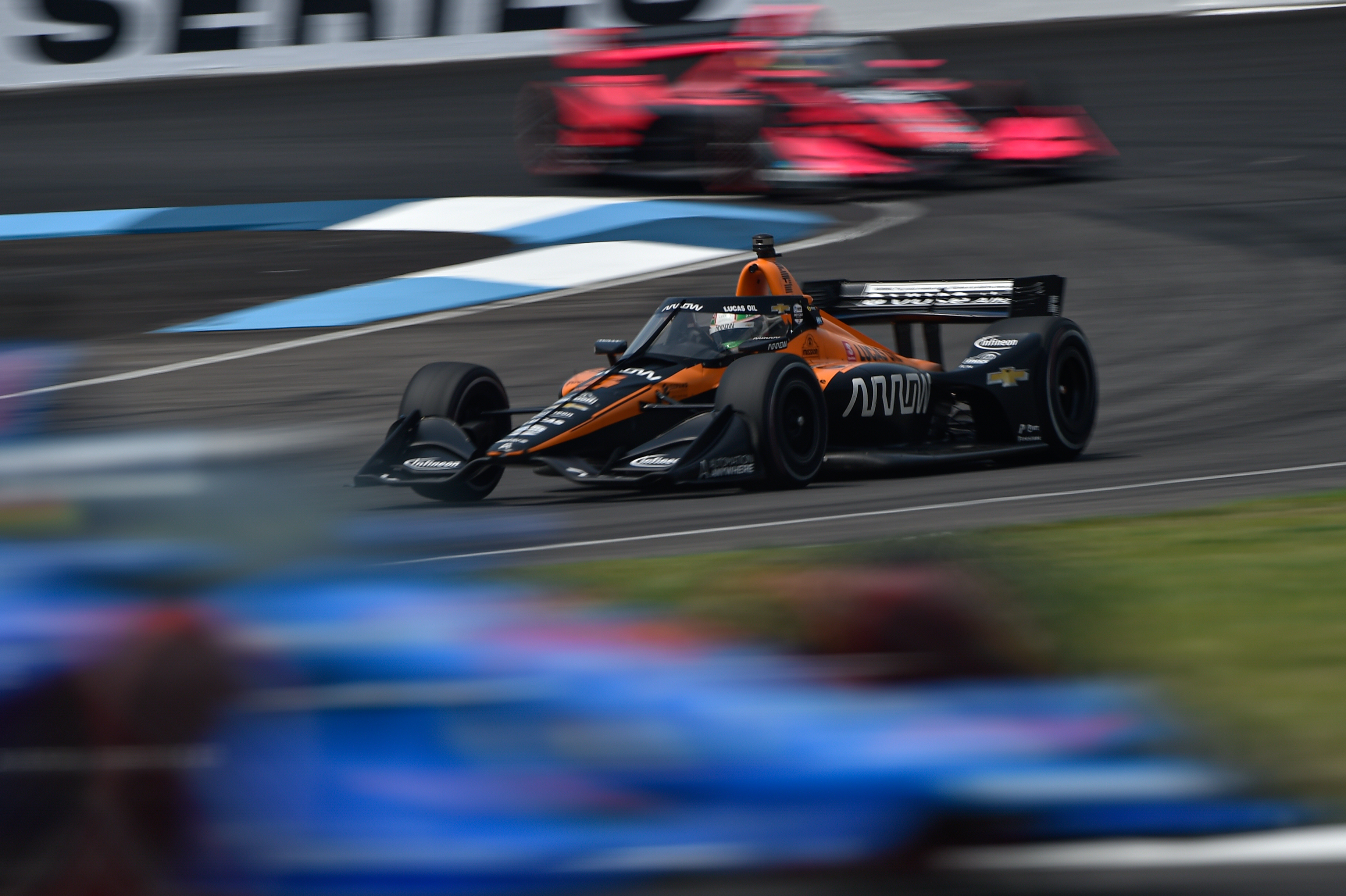 Pato O'Ward McLaren SP Indianapolis IndyCar 2020