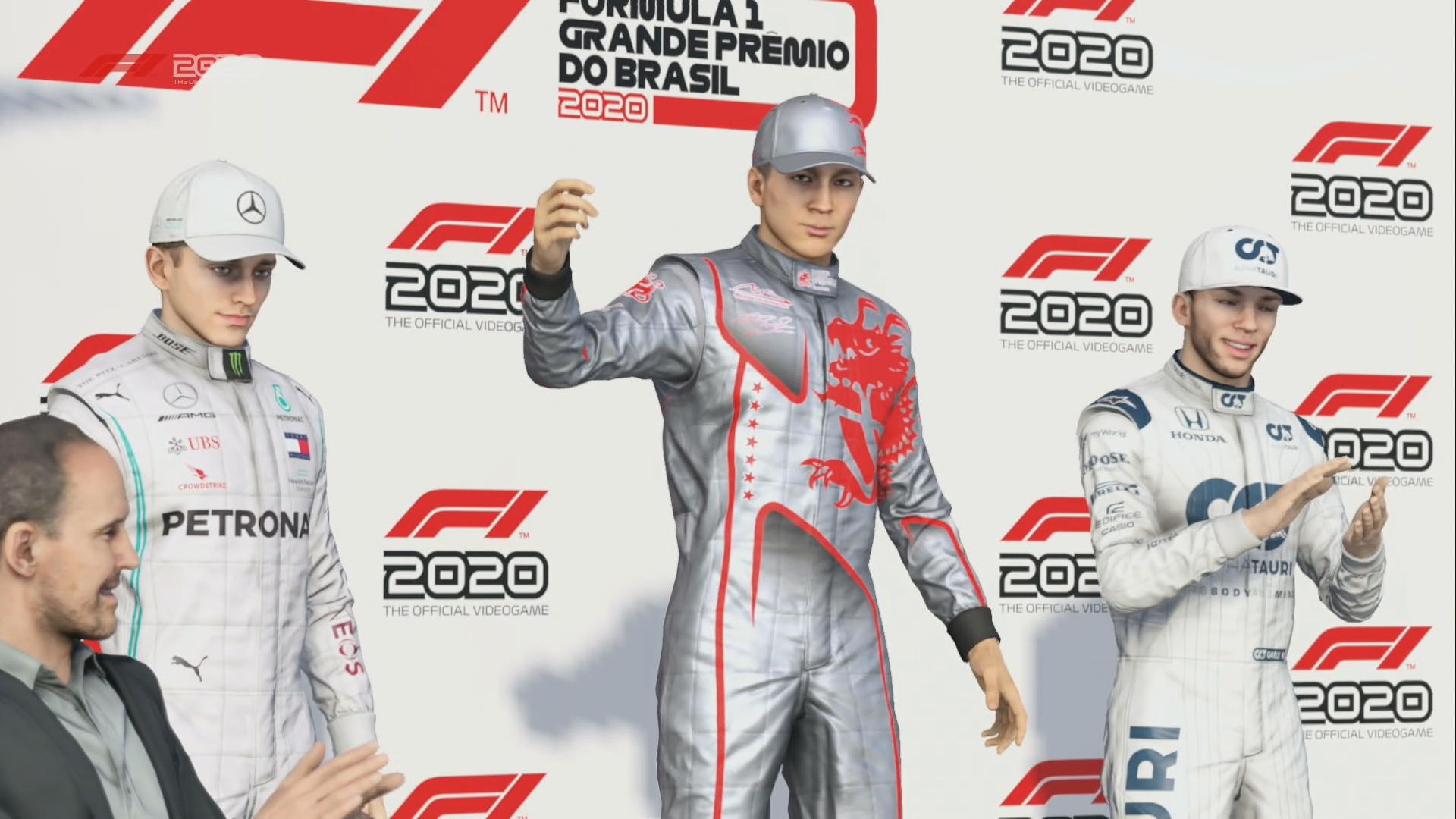 F1 2020 Aitken And Leclerc