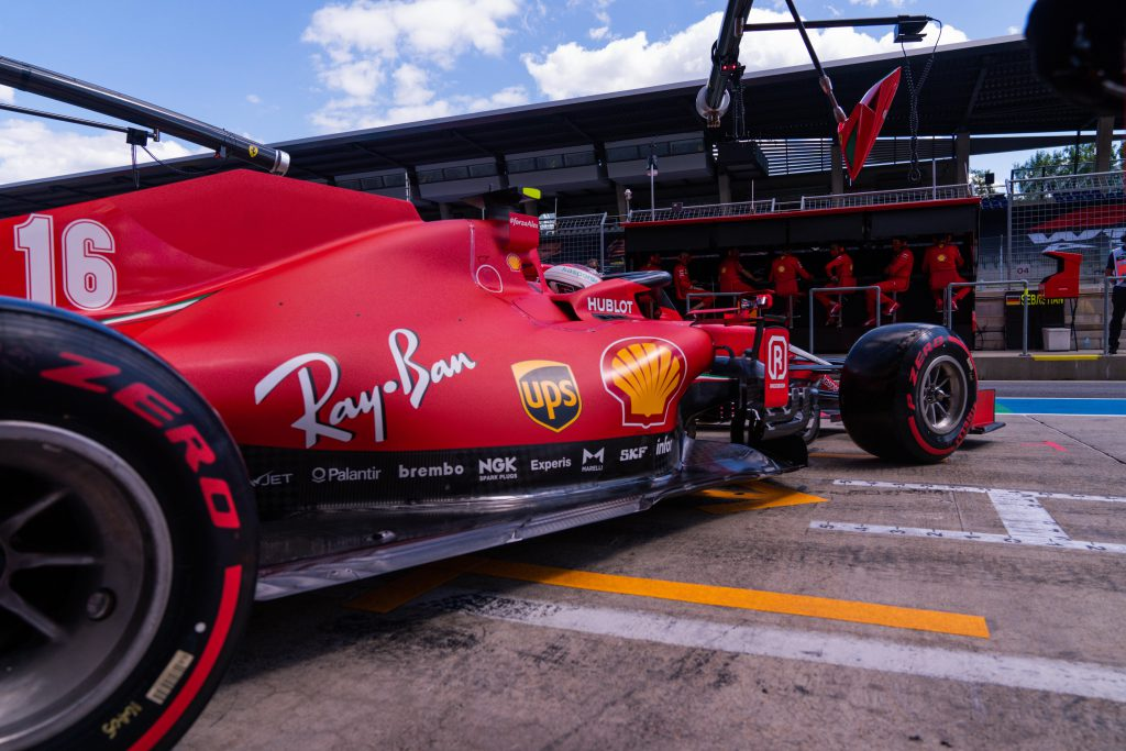 Gary Anderson podcast: Finding the root of Ferrari's problem - The Race
