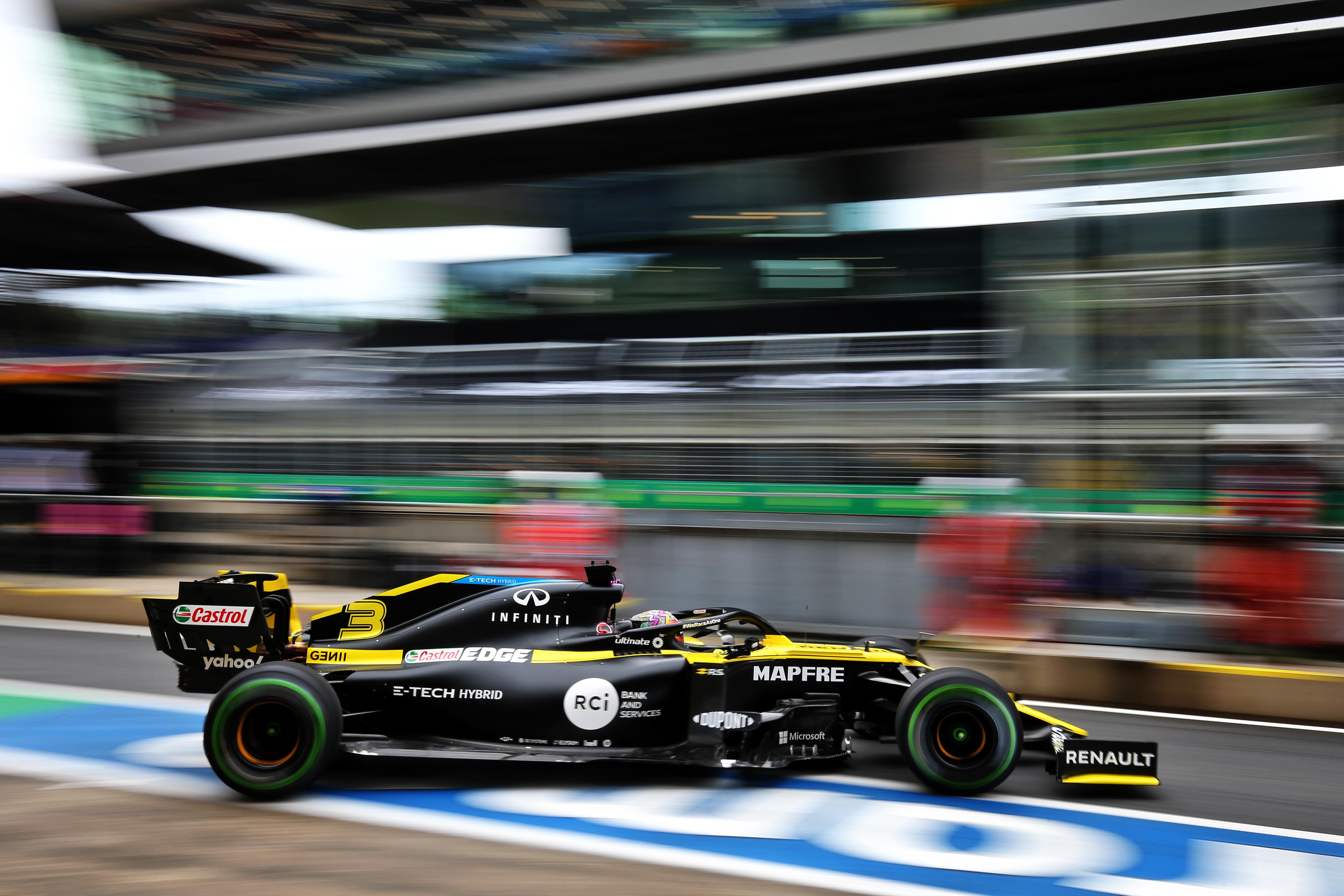 Daniel Ricciardo Renault Austrian Grand Prix 2020