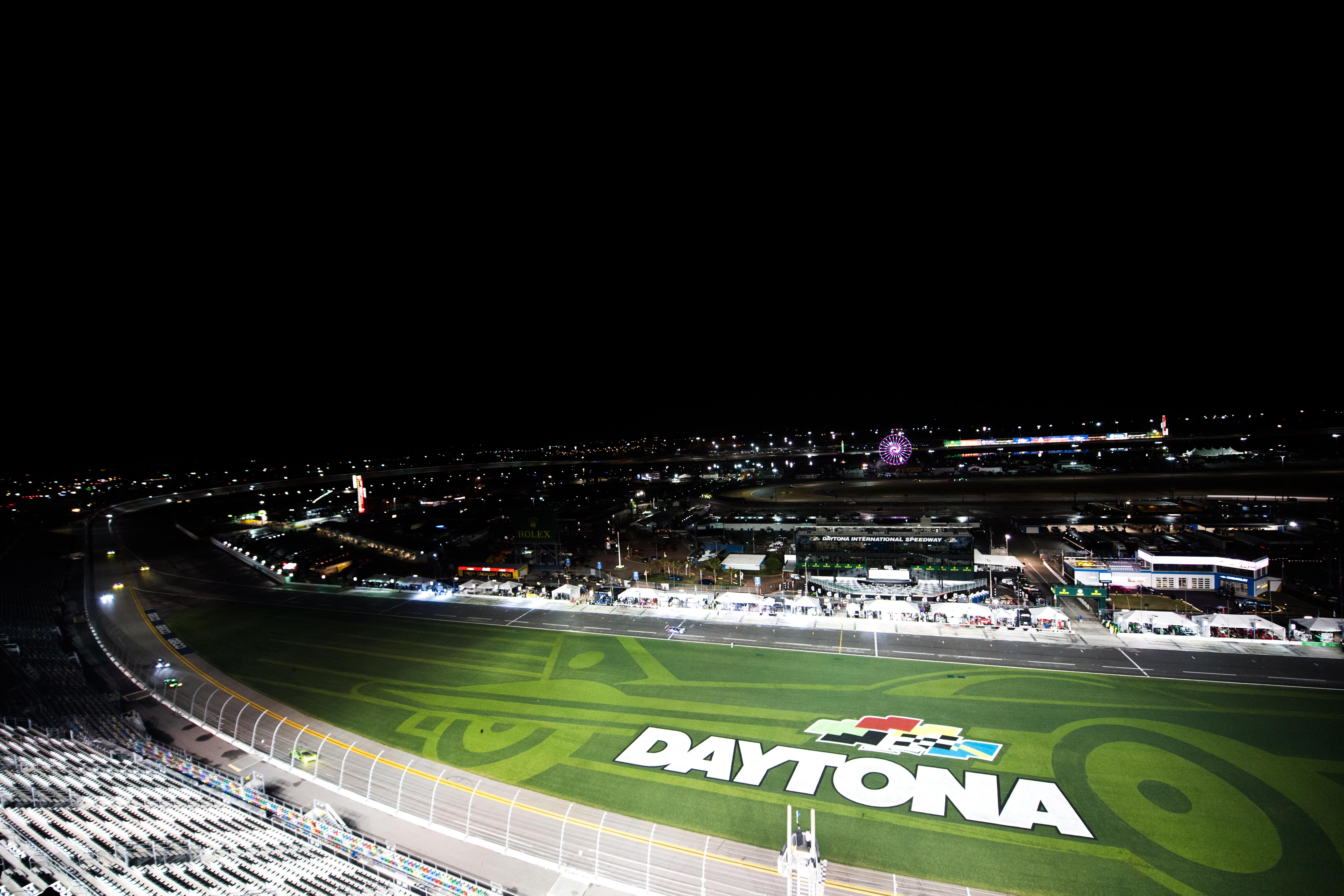 Motor Racing Formula One World Championship Imsa Weathertech Series Rolex 24 Hrs Of Daytona