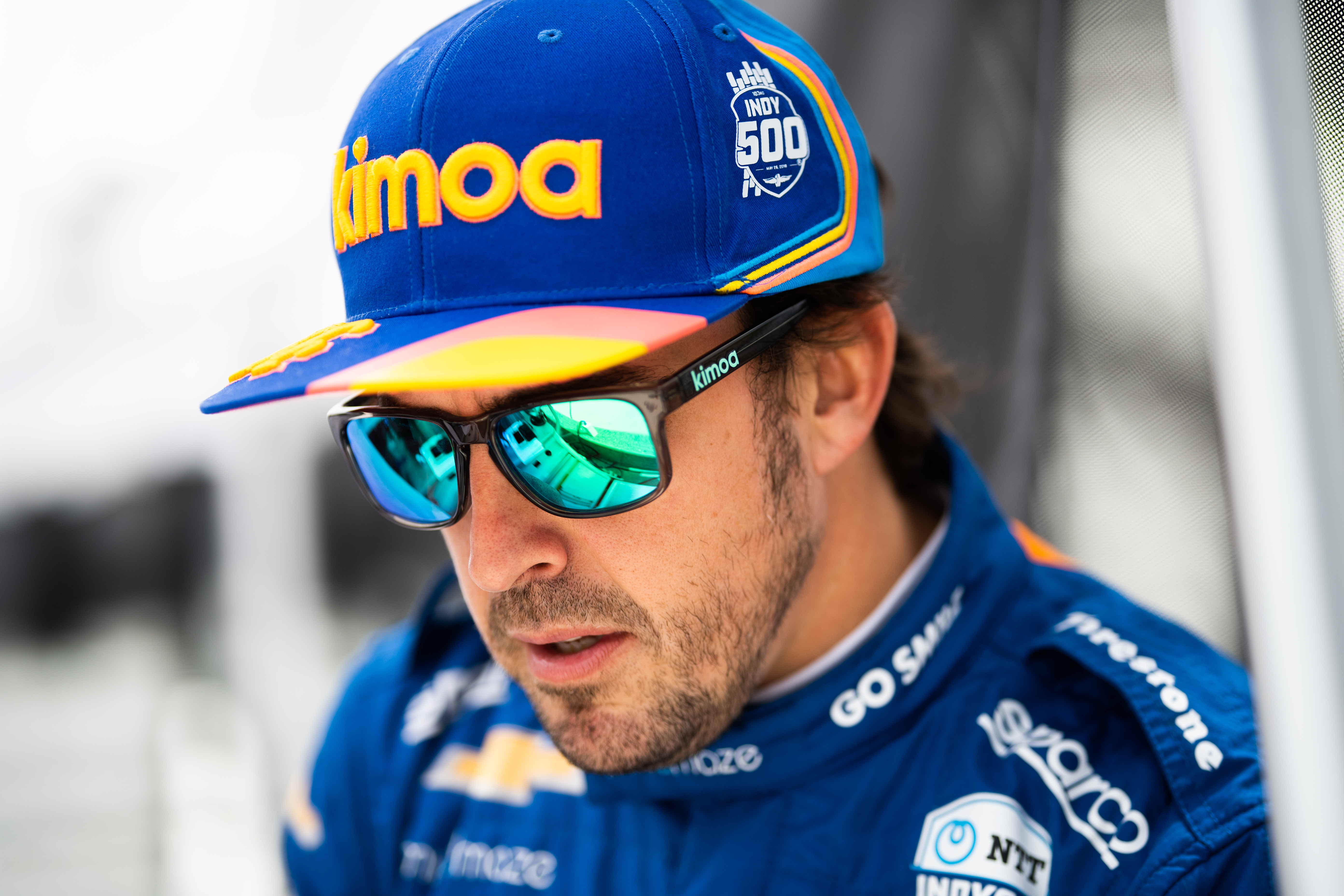 Motor Racing Indianapolis 500 Qualifying Usa