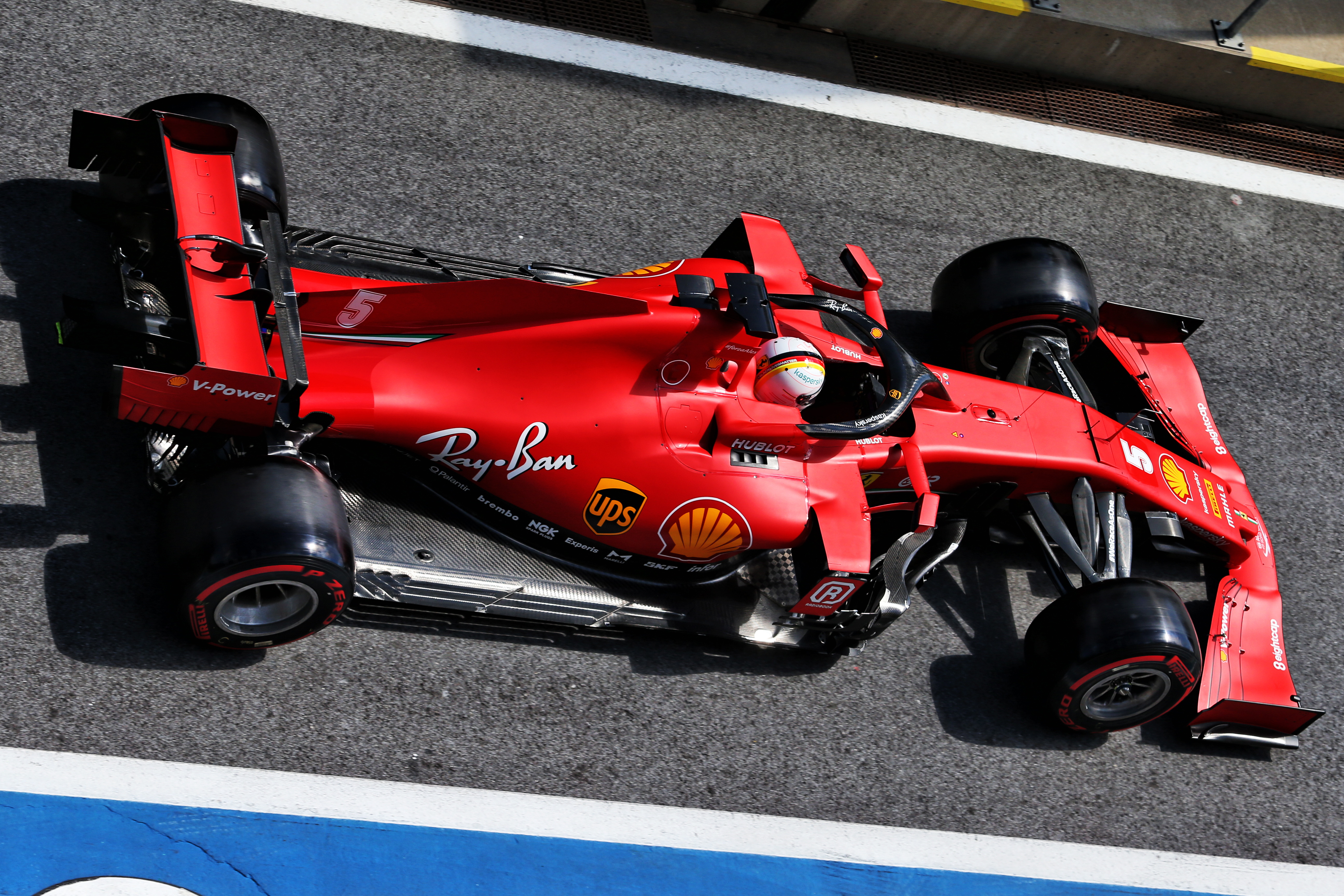 How Ferrari S 2020 Design Has Caused A Perfect Storm The Race