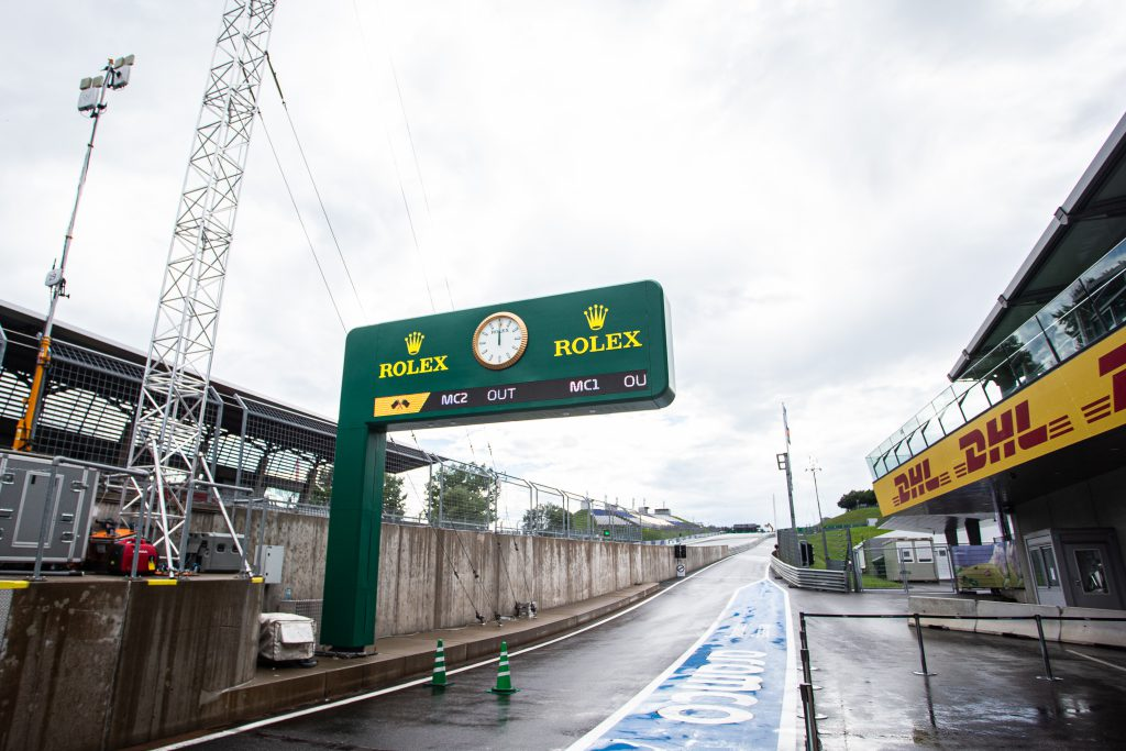 F1 teams warned Styrian GP qualifying could be rained out - The Race