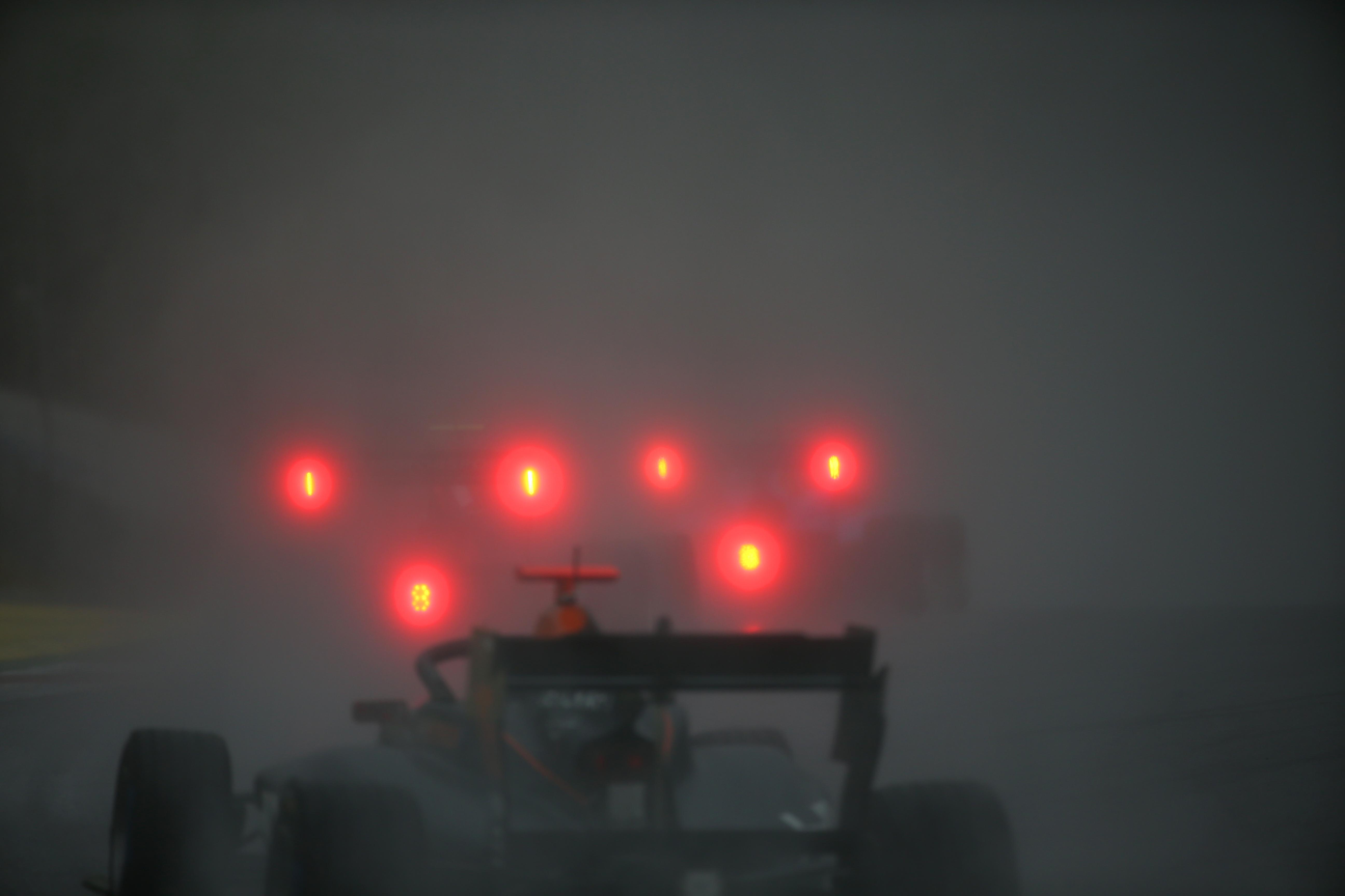 Red Bull Ring F3 rain 2020