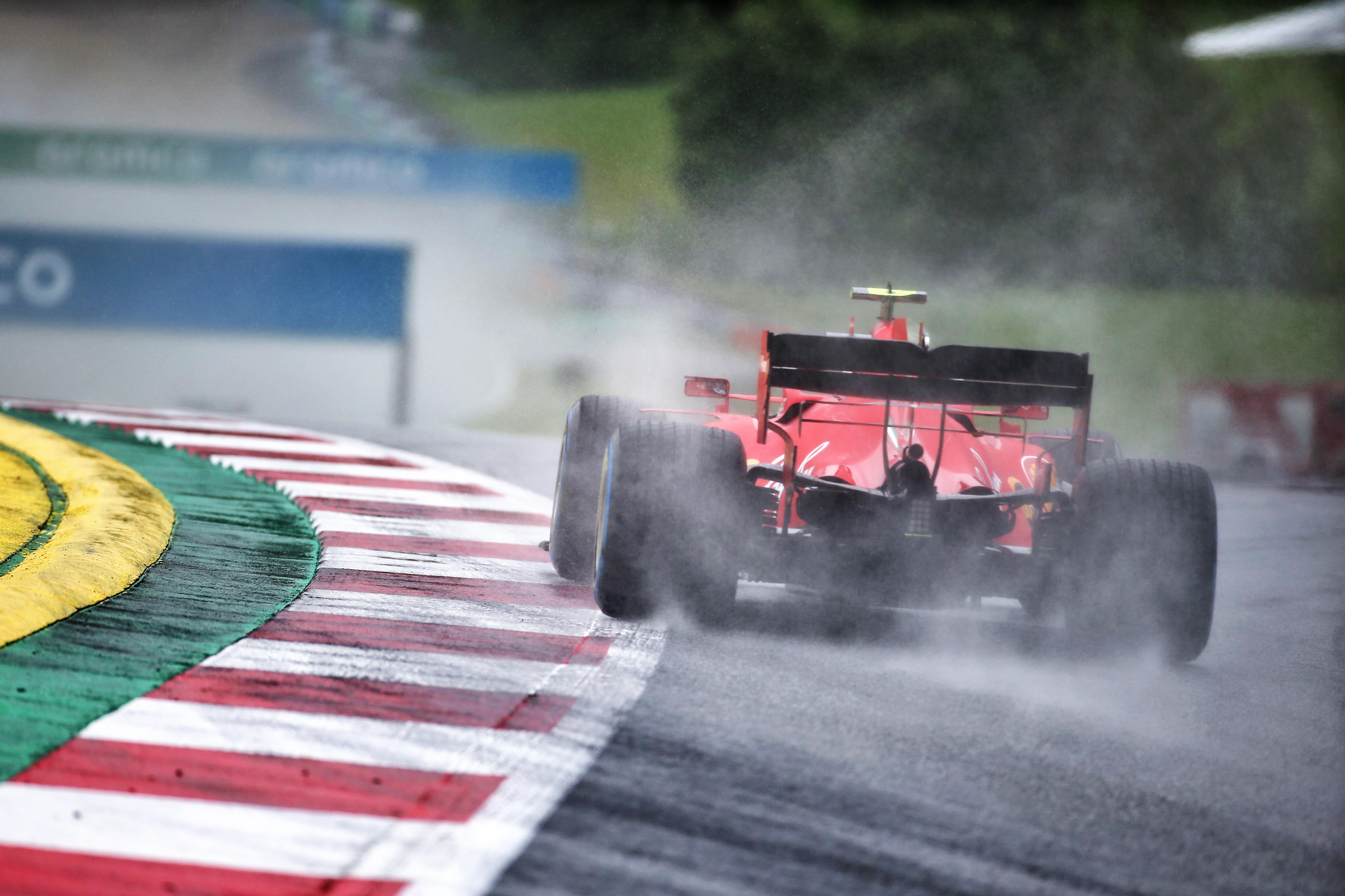 Charles Leclerc Ferrari Styrian Grand Prix