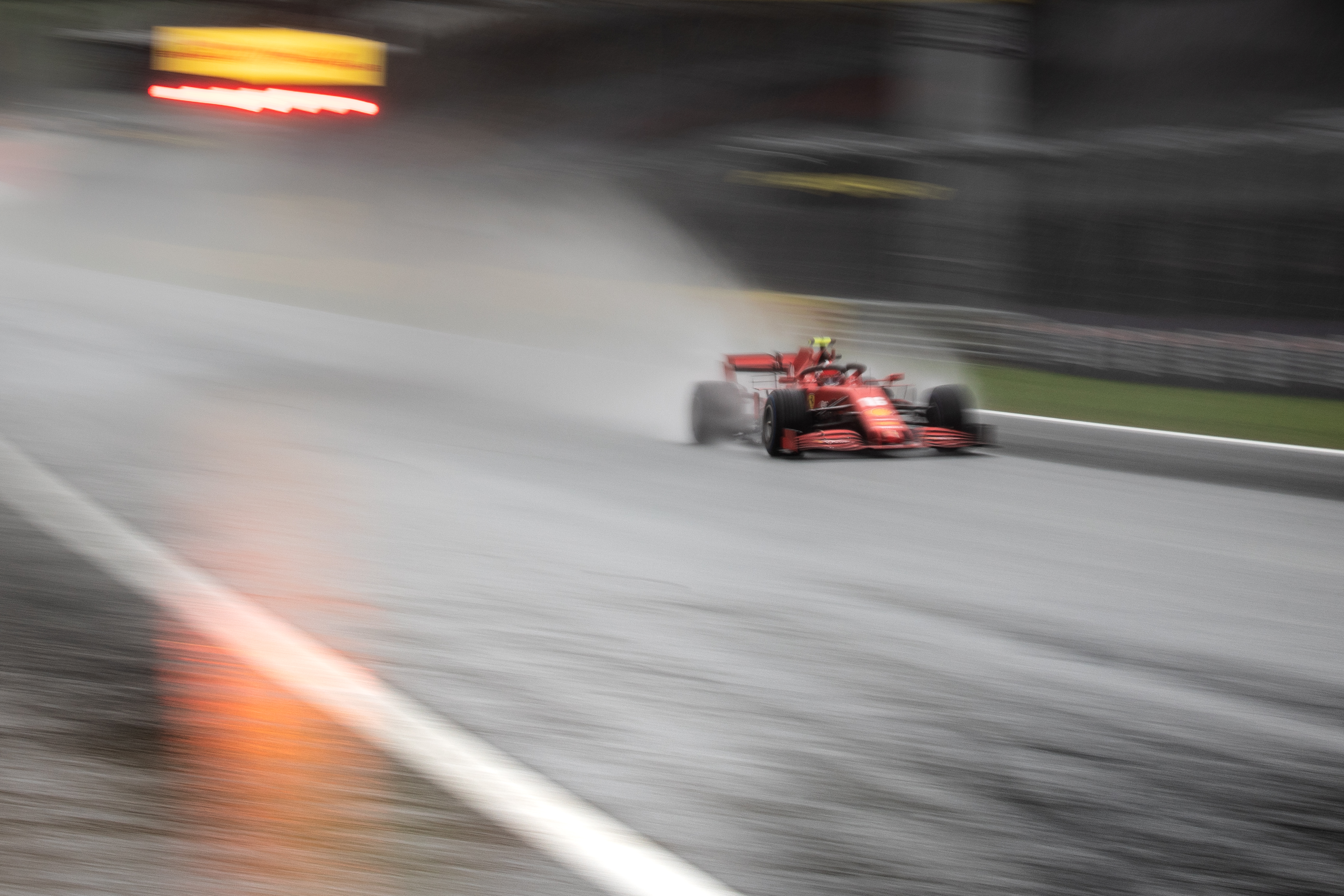 Charles Leclerc Ferrari Styrian Grand Prix 2020
