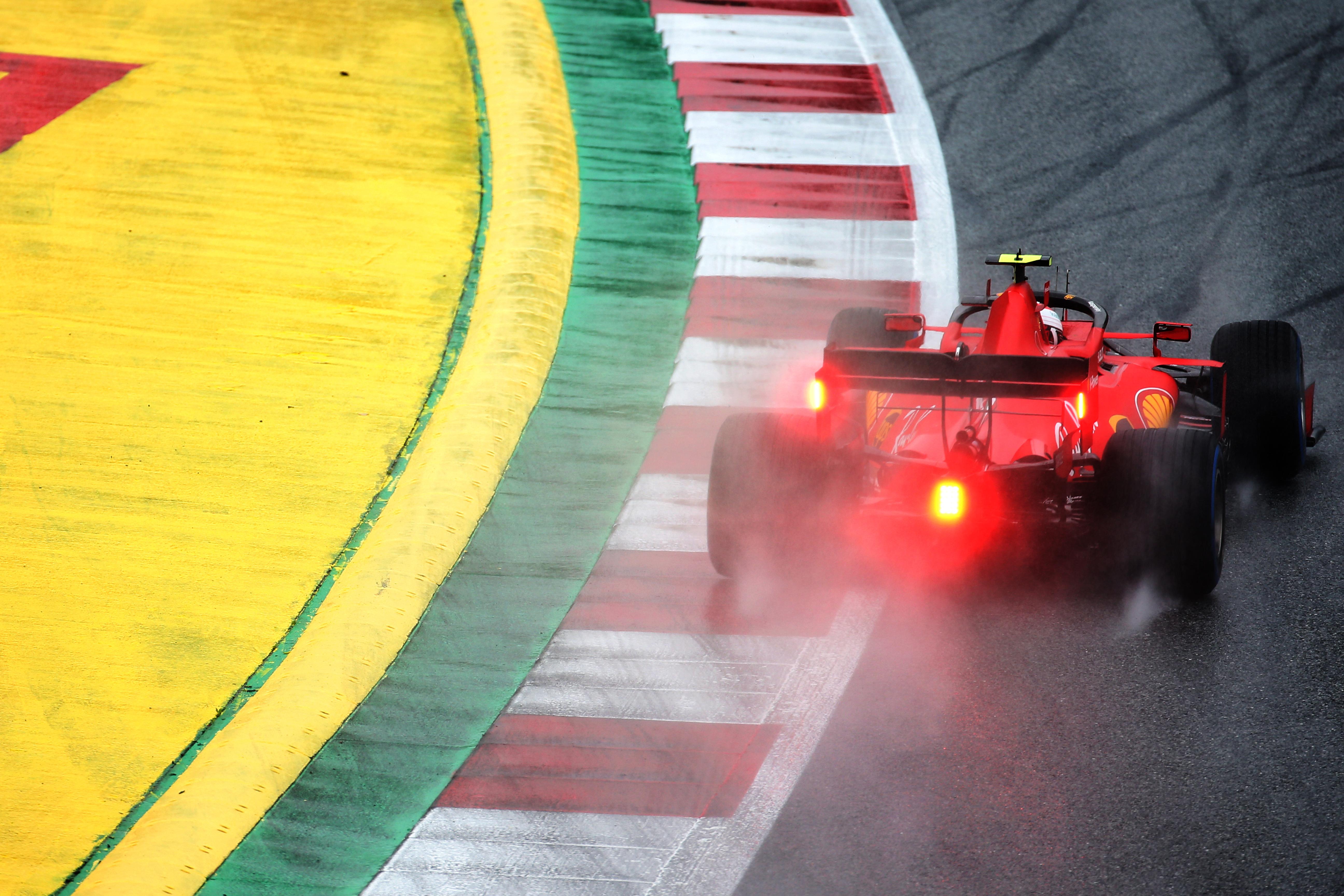 Charles Leclerc Ferrari Styrian Grand Prix qualifying 2020