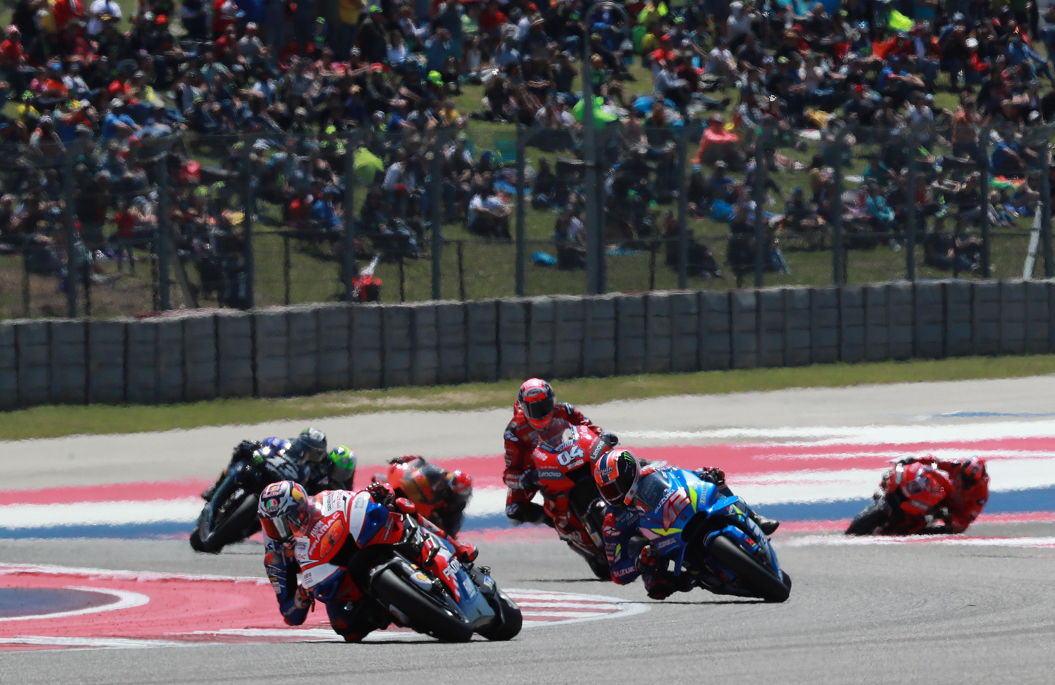 Jack Miller Pramac Ducati Austin MotoGP 2020
