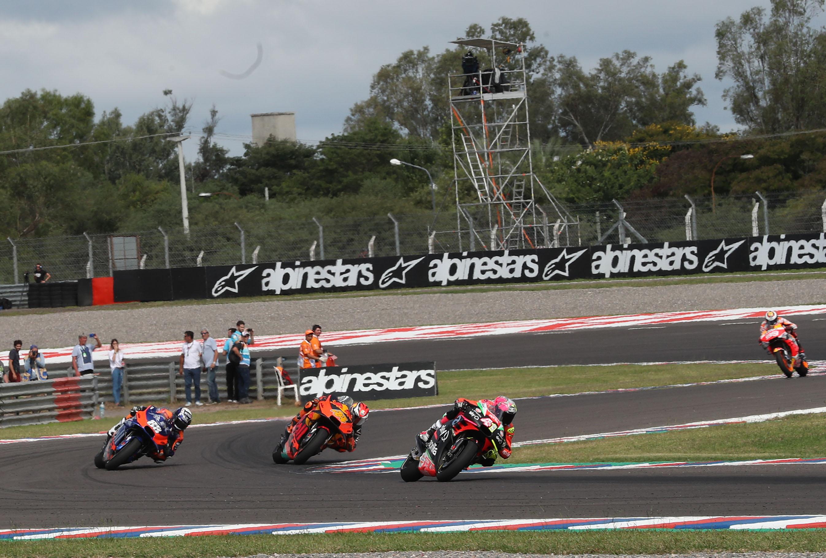 Termas de Rio Hondo MotoGP 2019