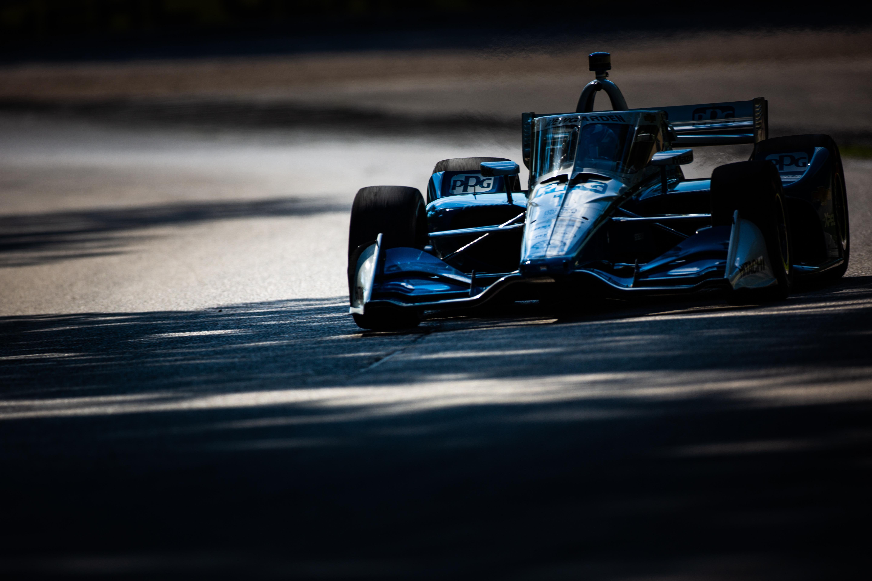Josef Newgarden Penske Road America IndyCar 2020