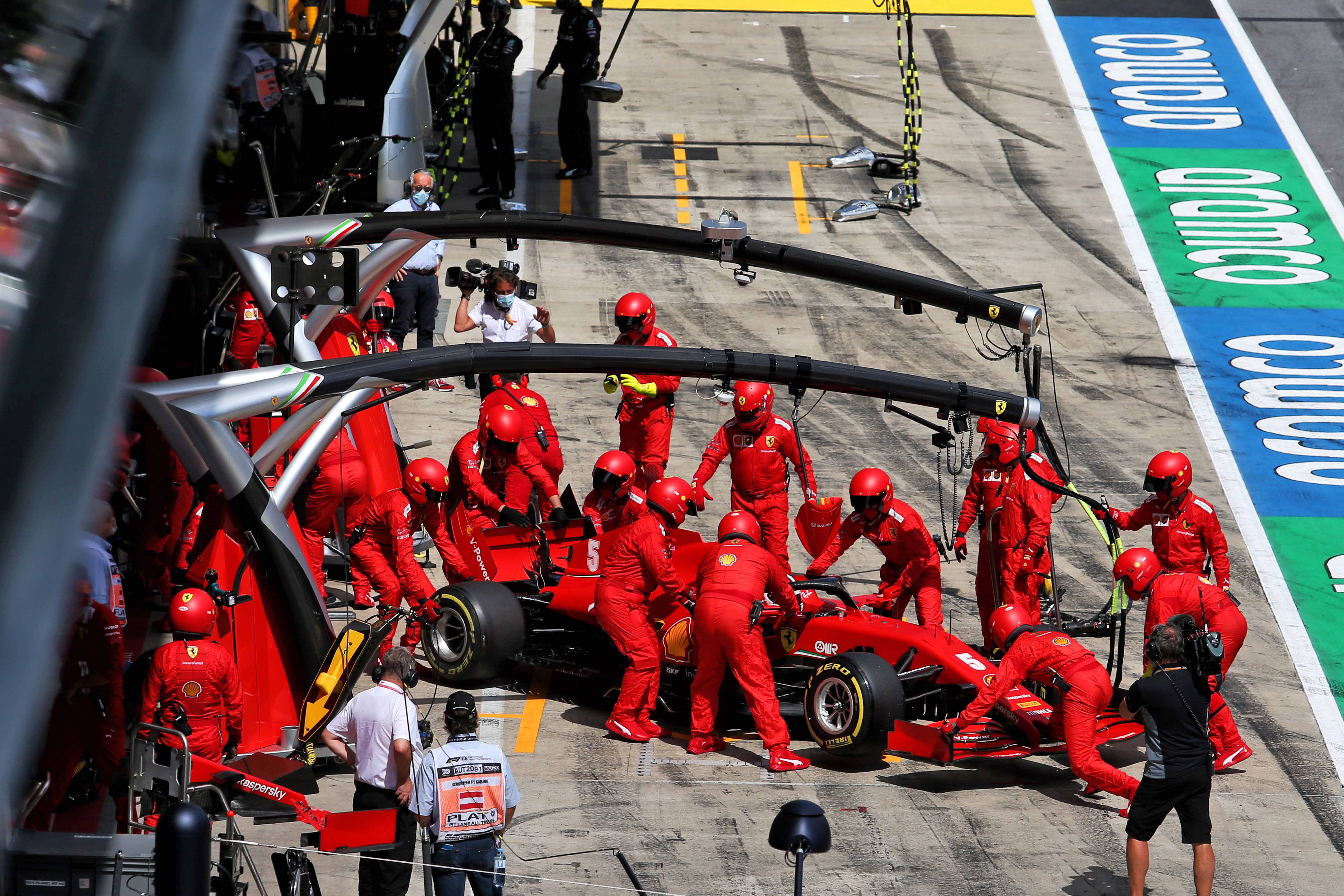 Our Verdict On Ferrari S Disaster And What Happens Next The Race