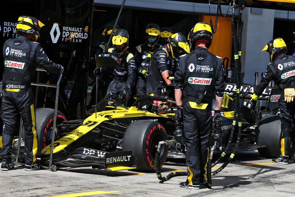 Renault suffered repeat of issue it had declared solved - The Race