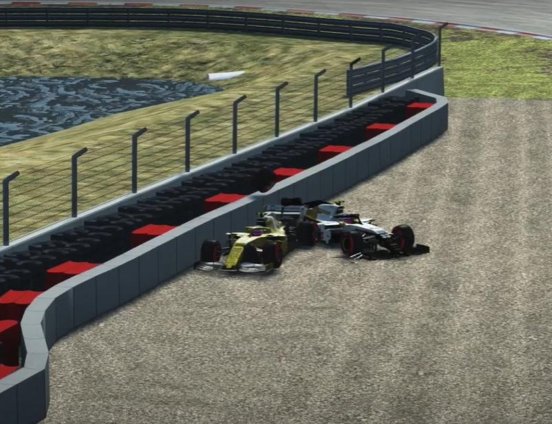 Fsr Round 8 Pansar And Wach Crash