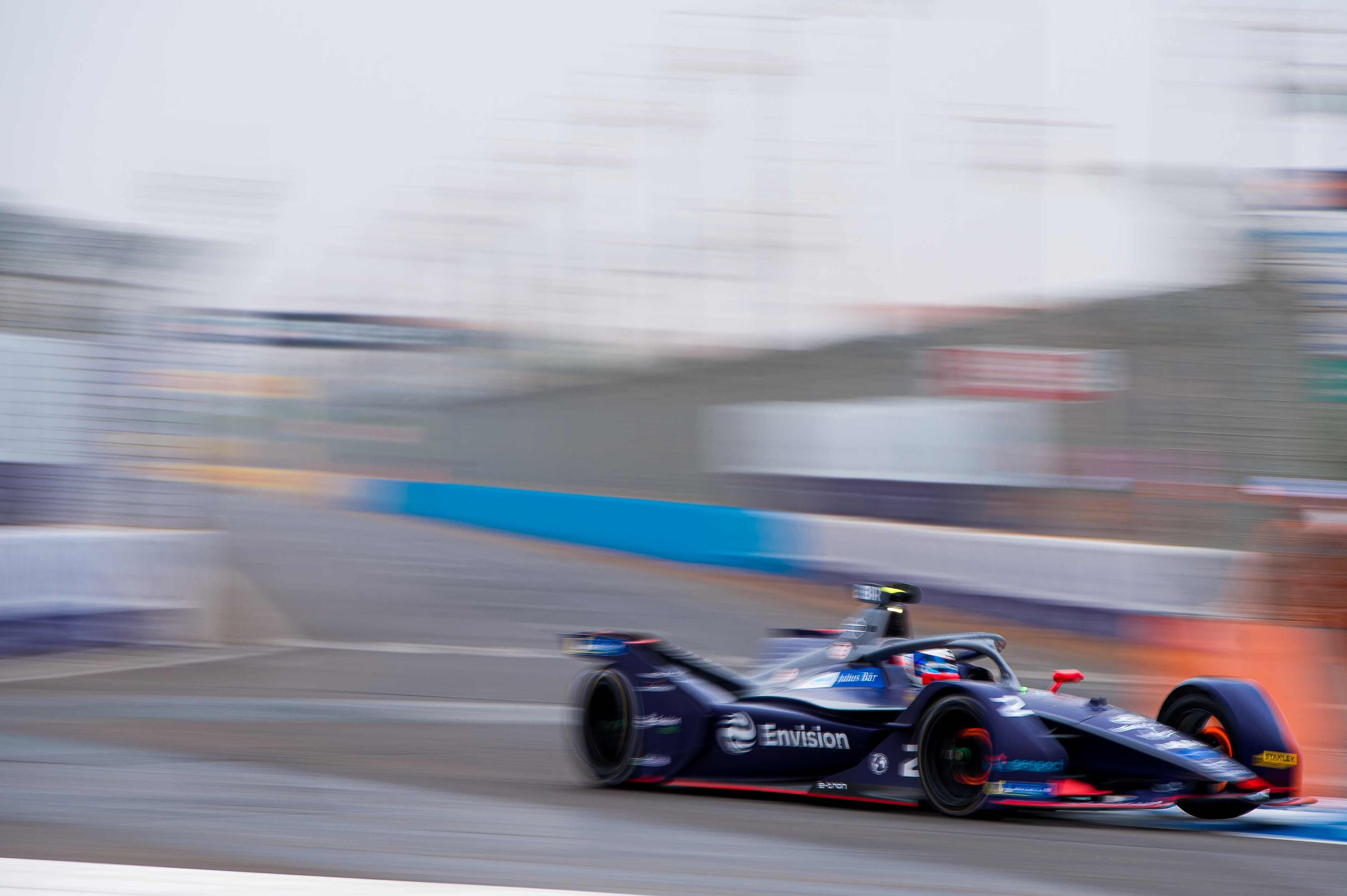 Sam Bird Virgin Formula E 2020