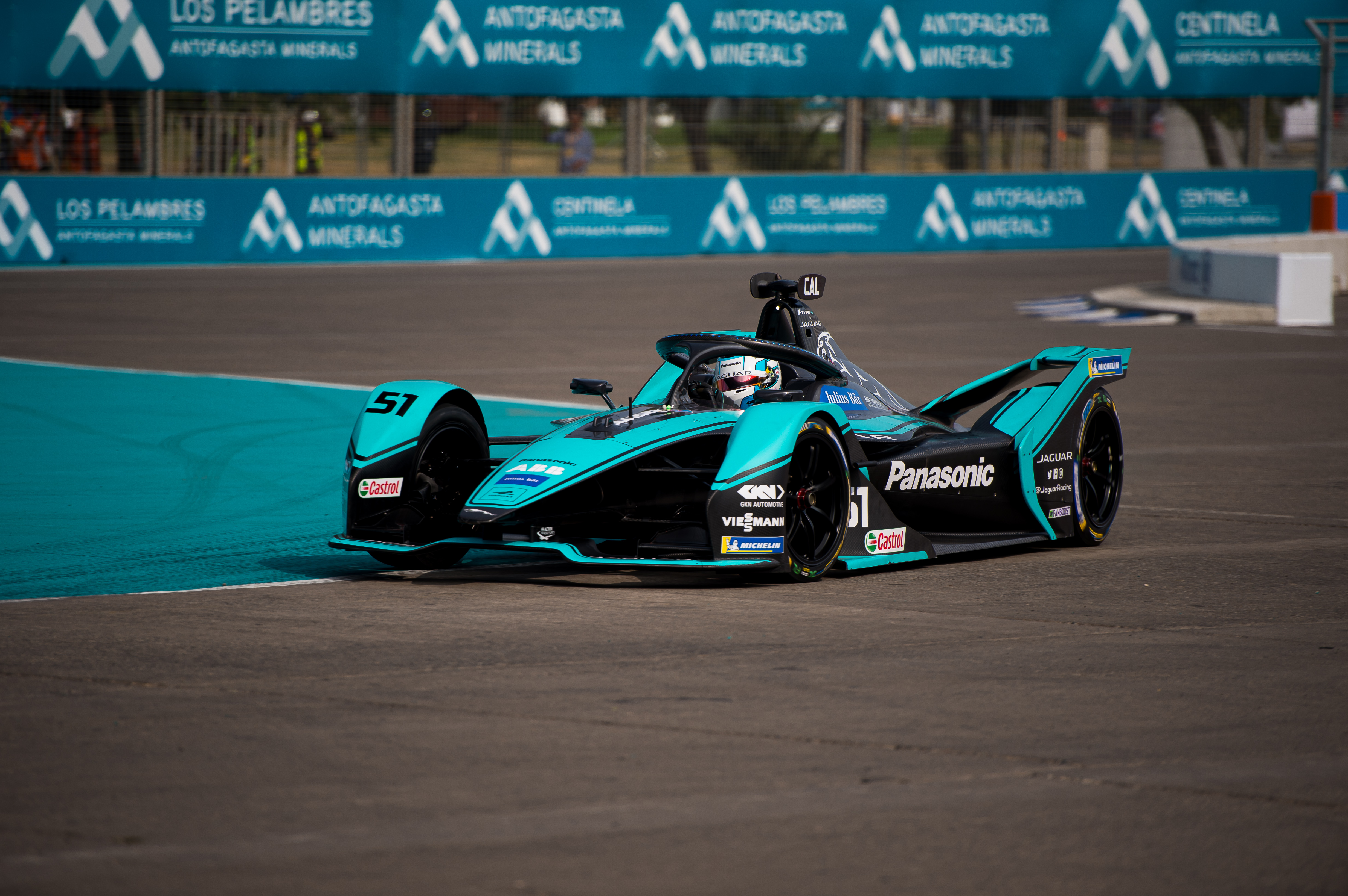 Jaguar Formula E 2020