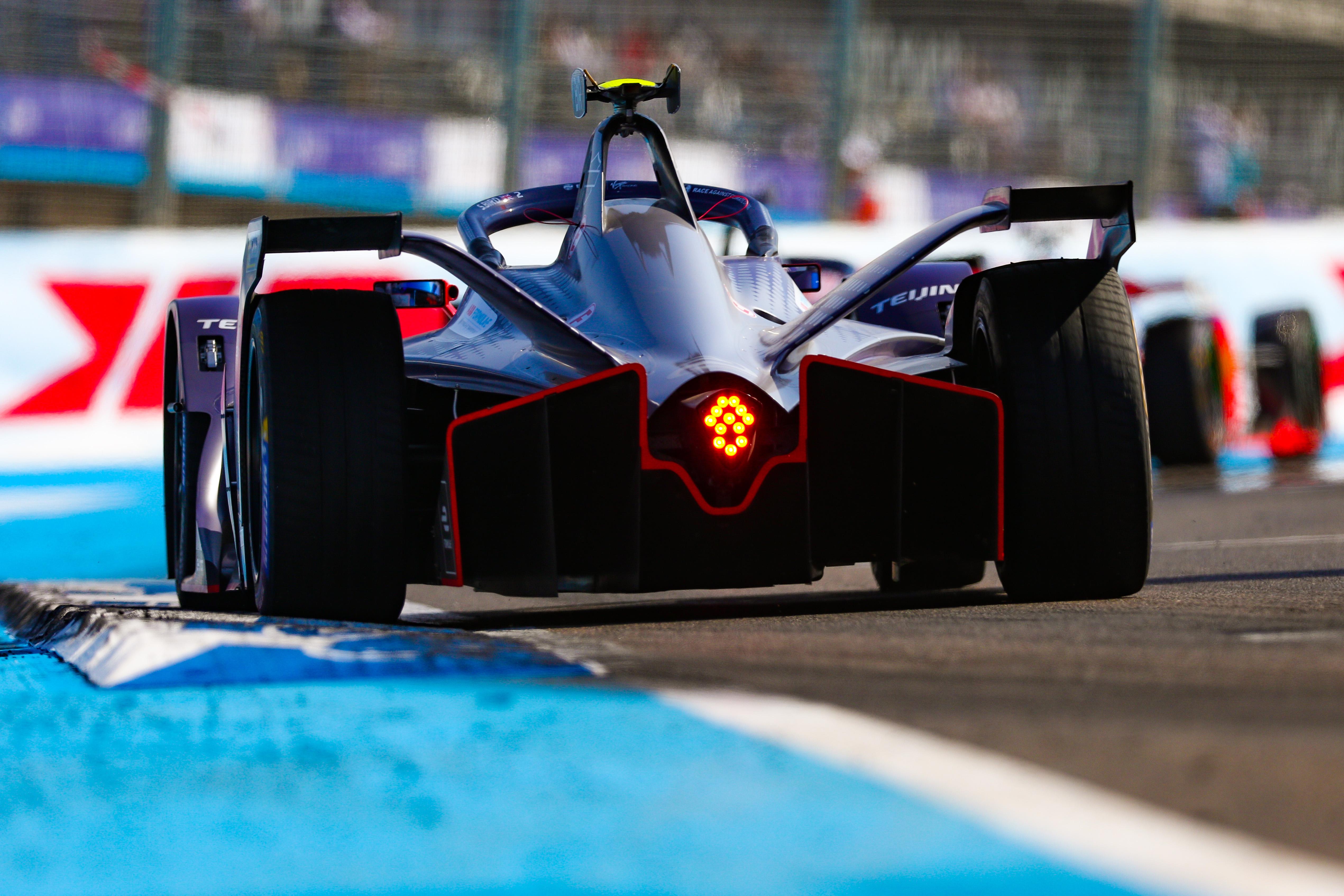 Sam Bird Virgin Formula E 2020