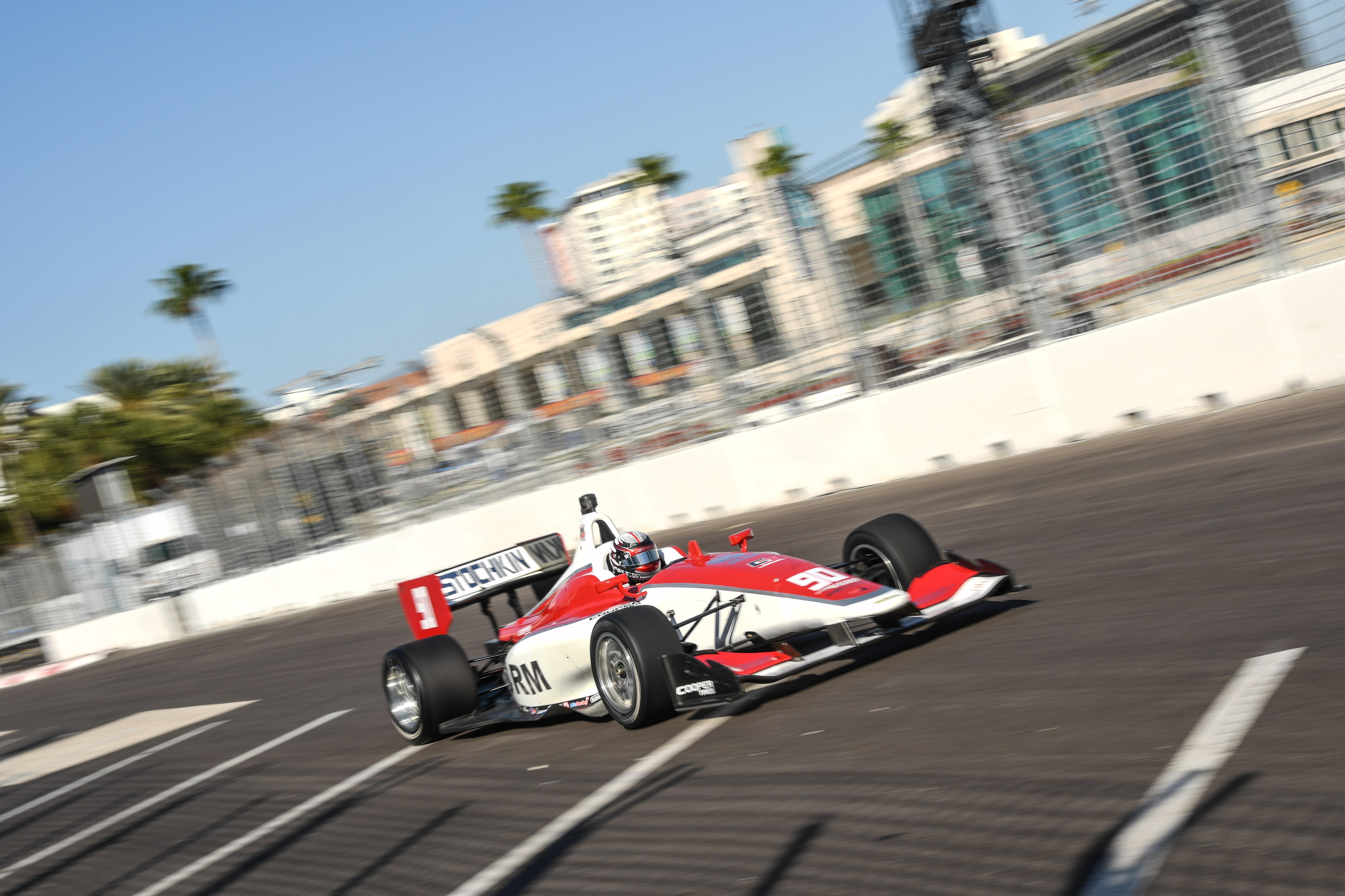 Indy Lights St Petersburg 2020