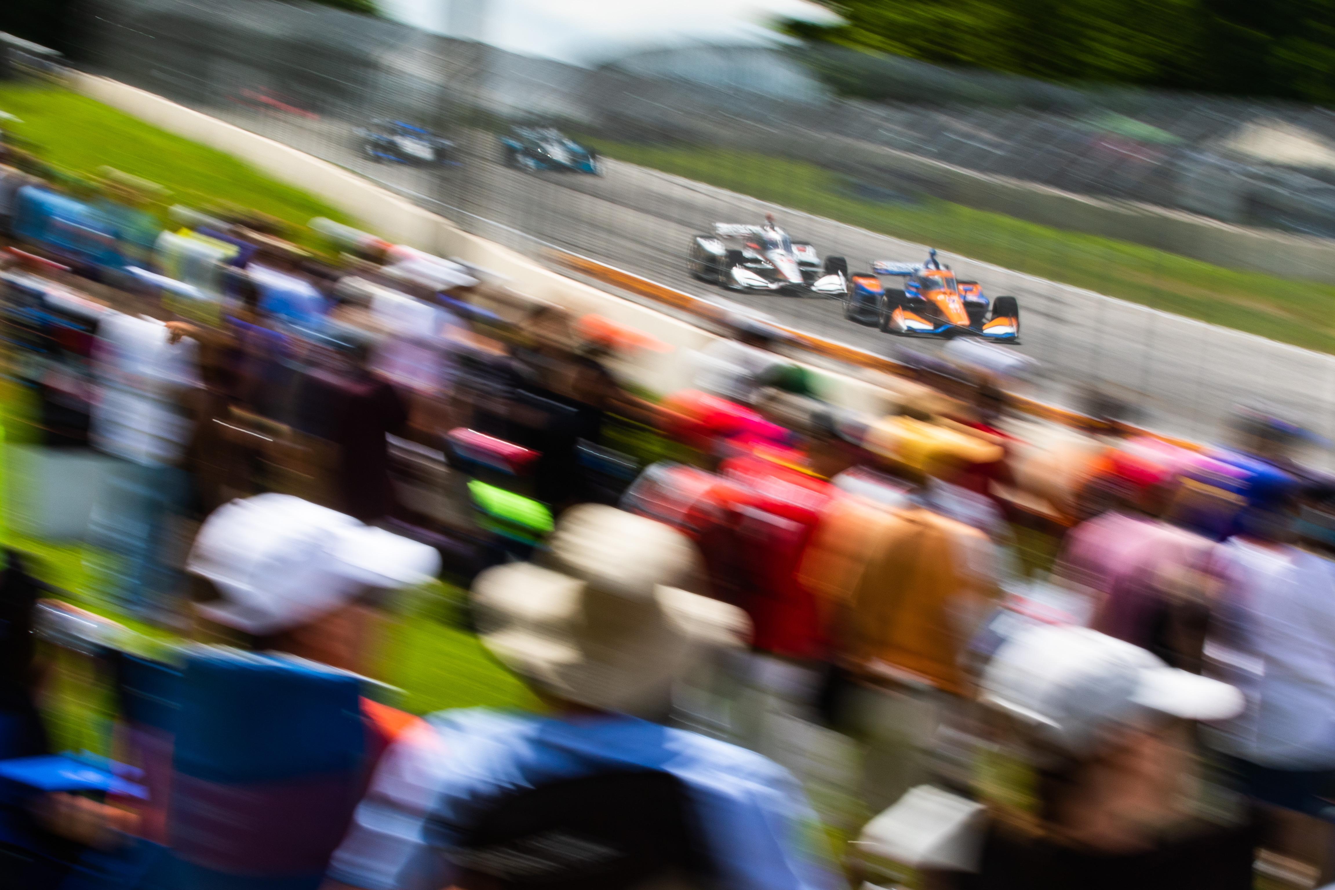 Scott Dixon Ganassi Will Power Penske Road America IndyCar 2020