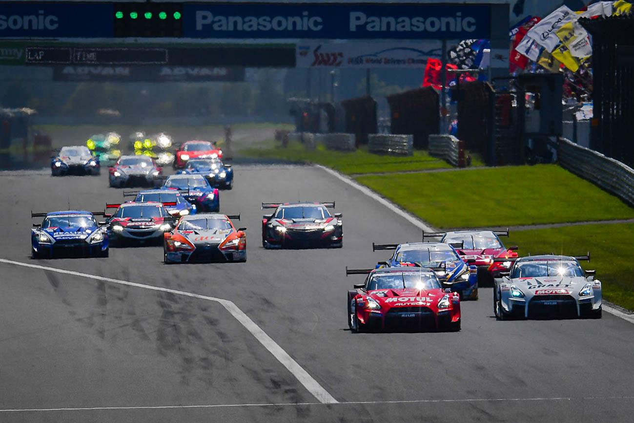 Super GT The Race 2020