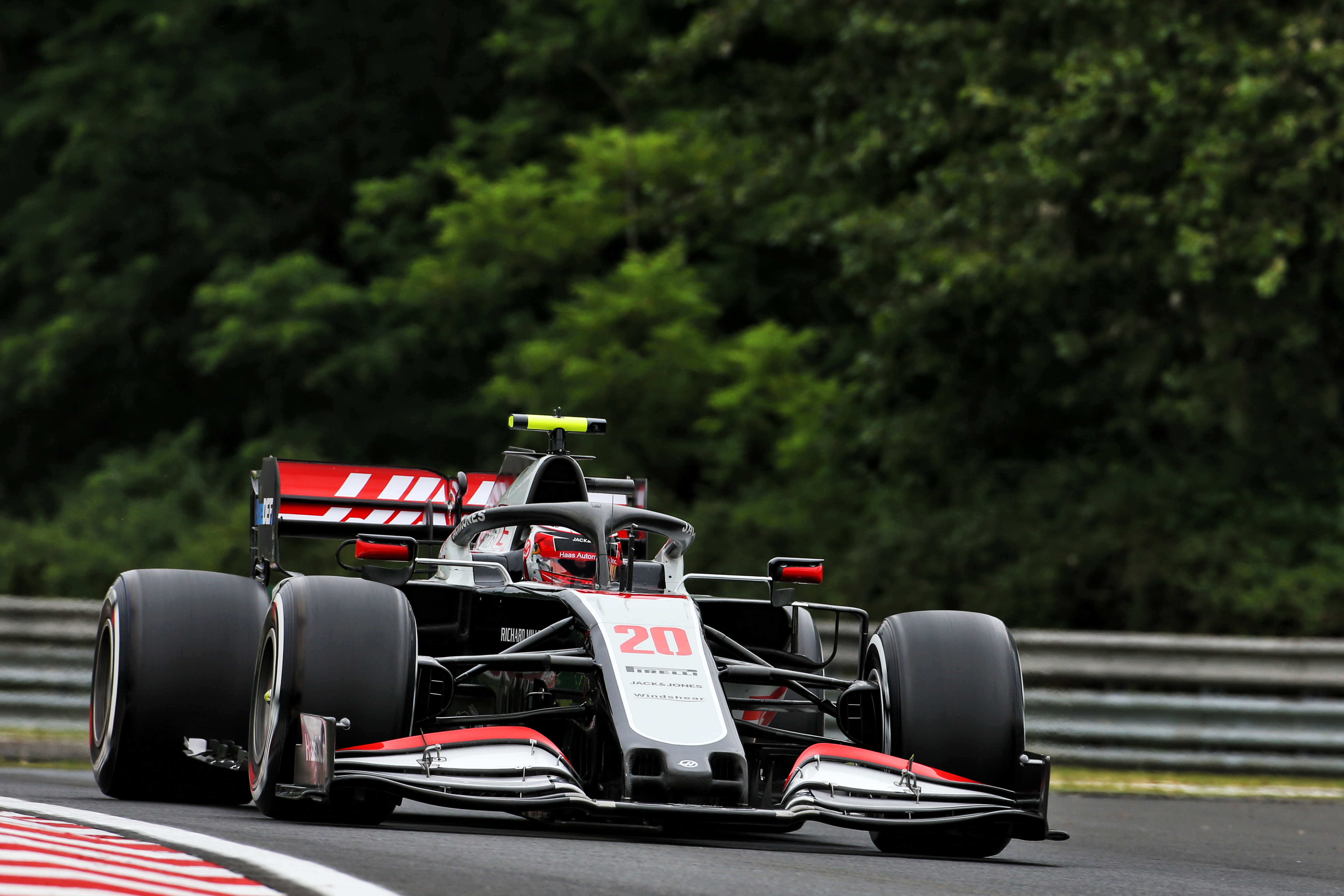 Kevin Magnussen Haas F1 2020 Hungary