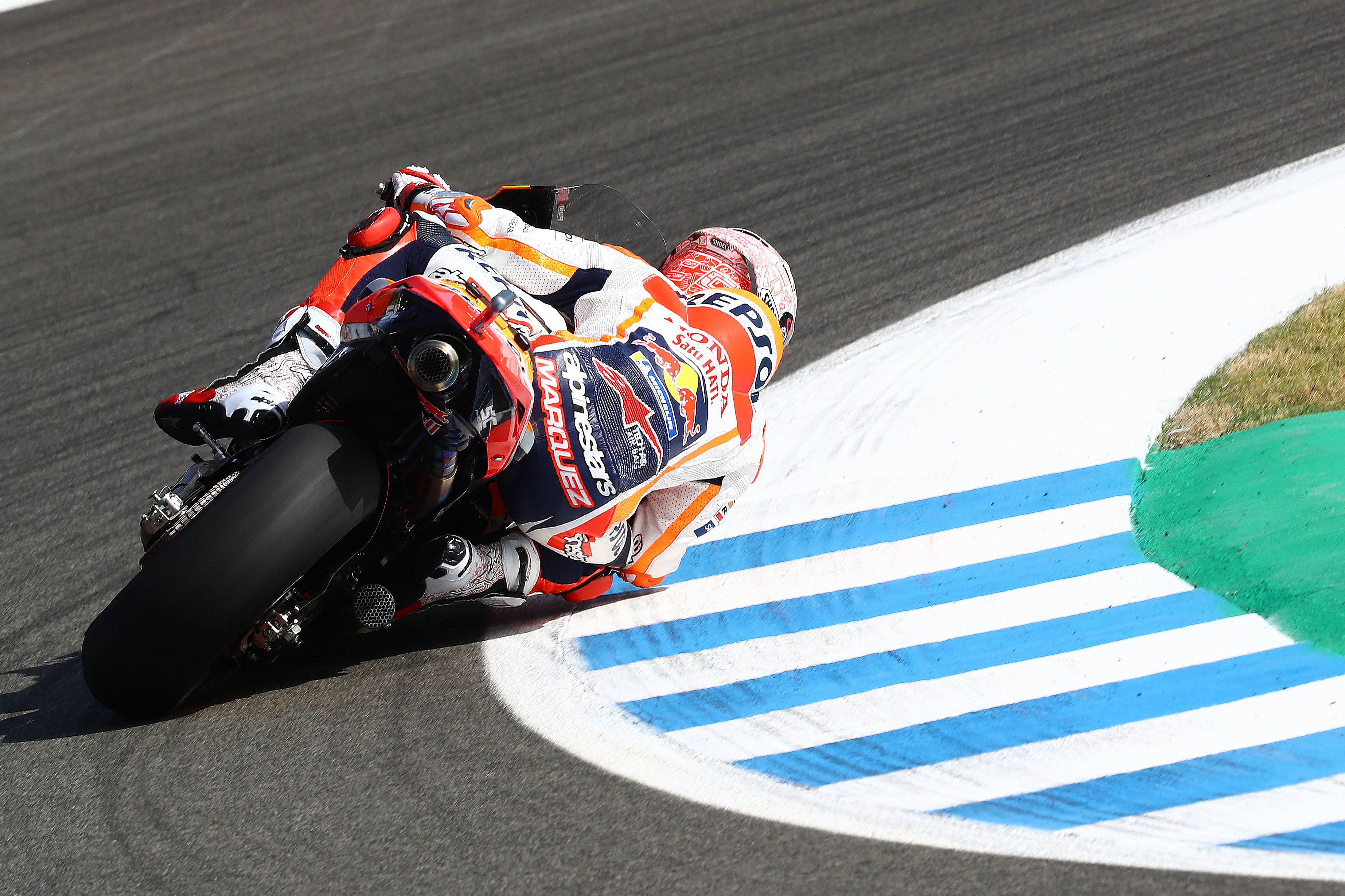 Honda Riders Admit They Re Effectively Using 2019 Bike The Race