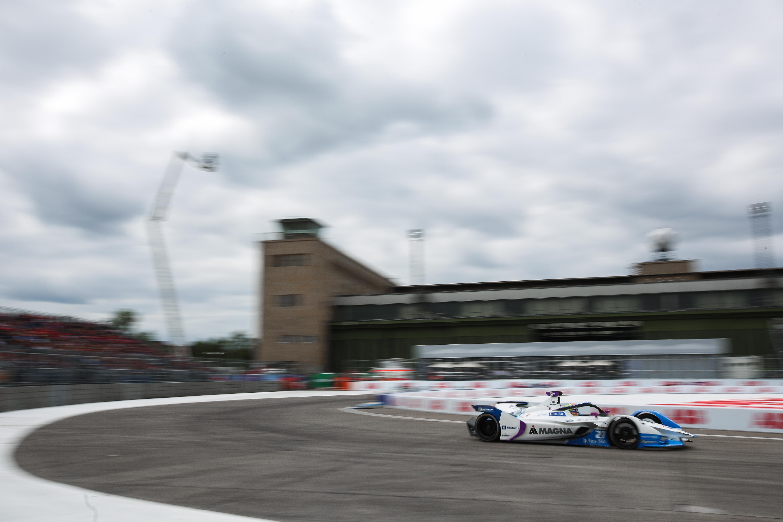 Alexander Sims BMW Berlin Formula E 2018