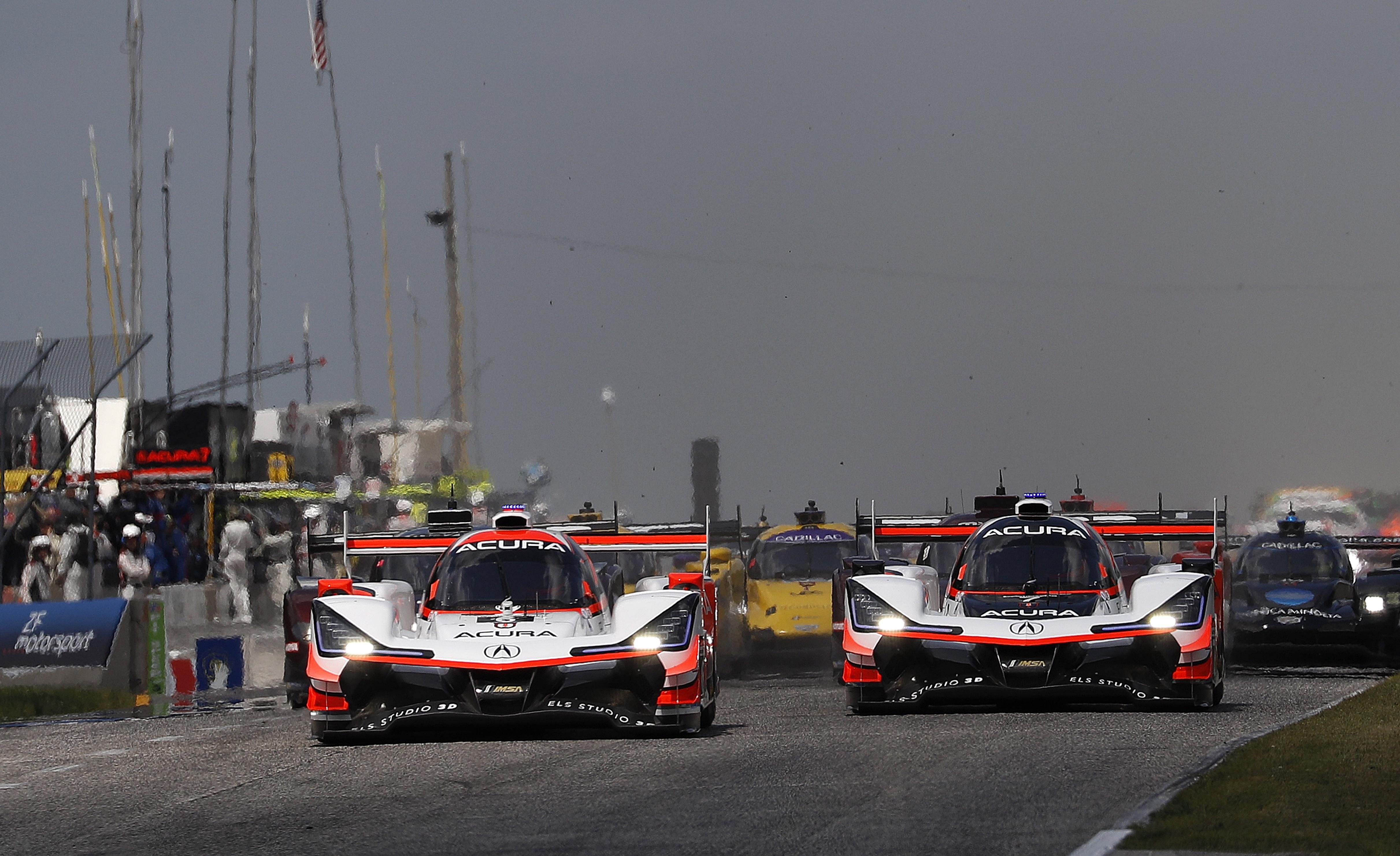 Acura Penske IMSA 2019