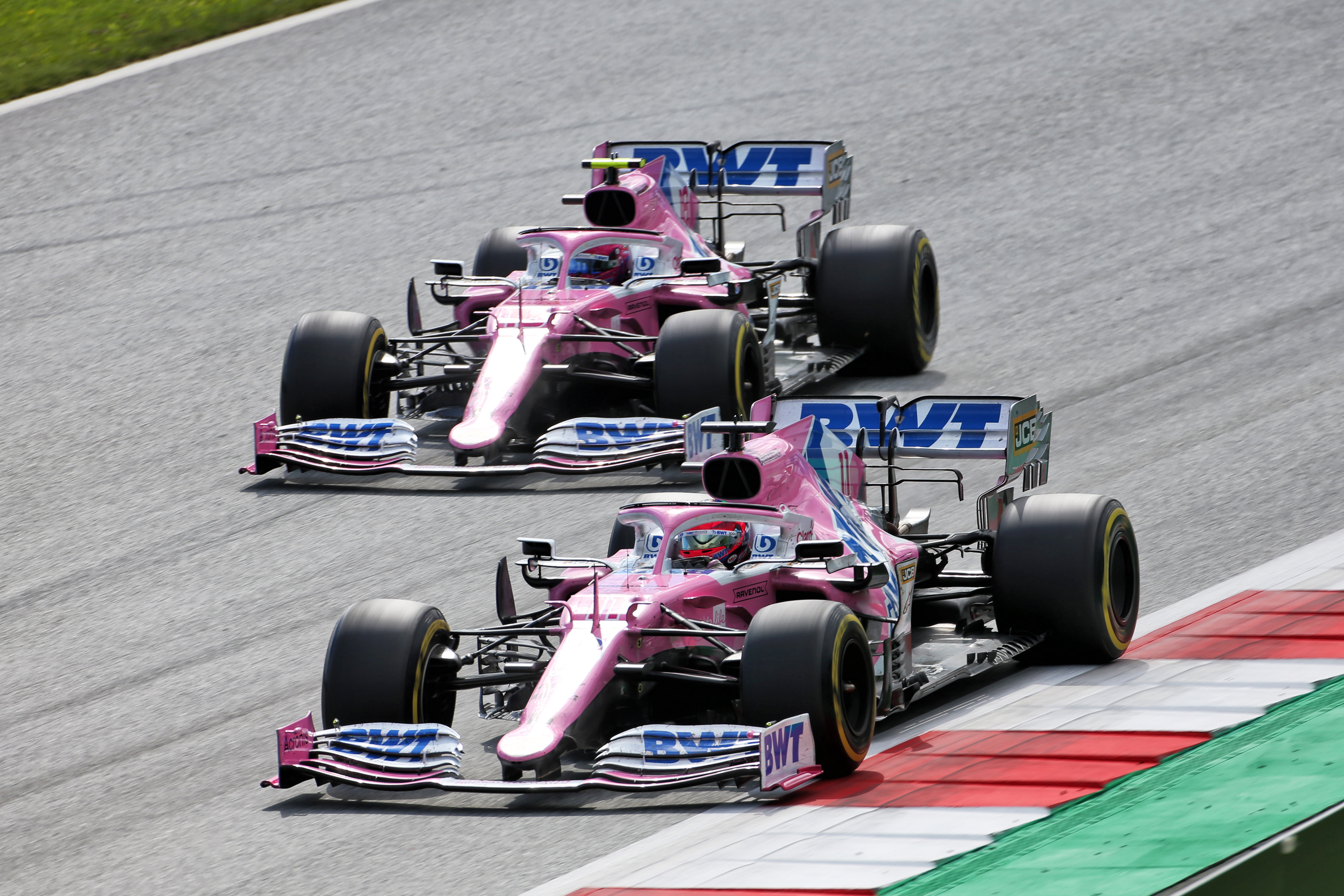 The One Simple Reason Racing Point Cannot Lose Perez The Race