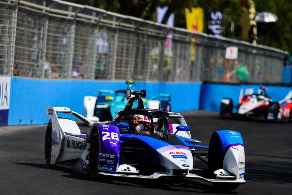 Maximilian Guenther BMW Formula E