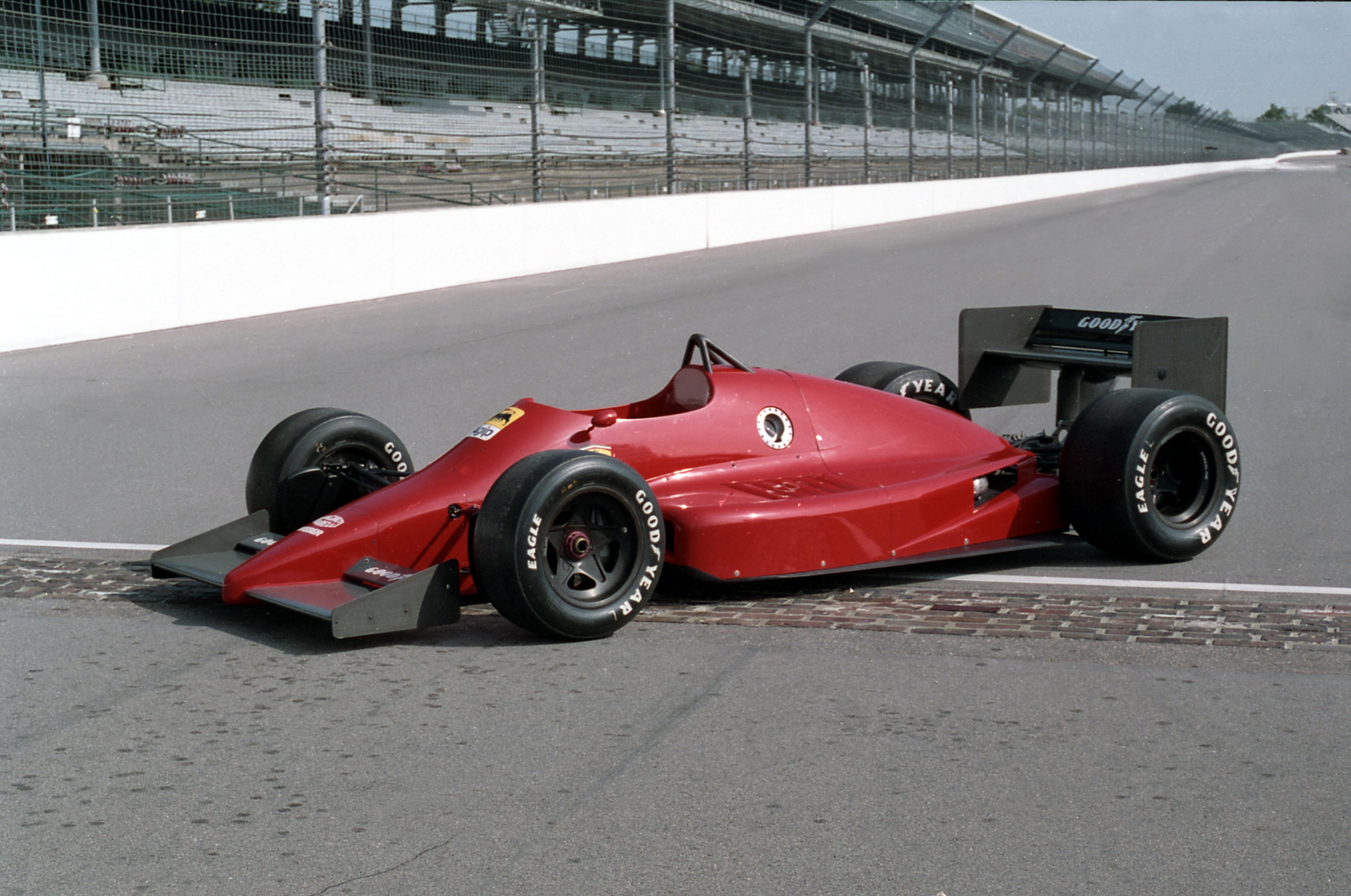 Ferrari 637 At Indy 1993 2