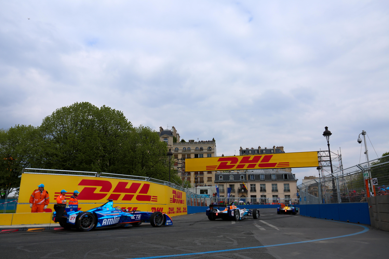 Antonio Felix da Costa Amlin Aguri Paris Formula E 2015