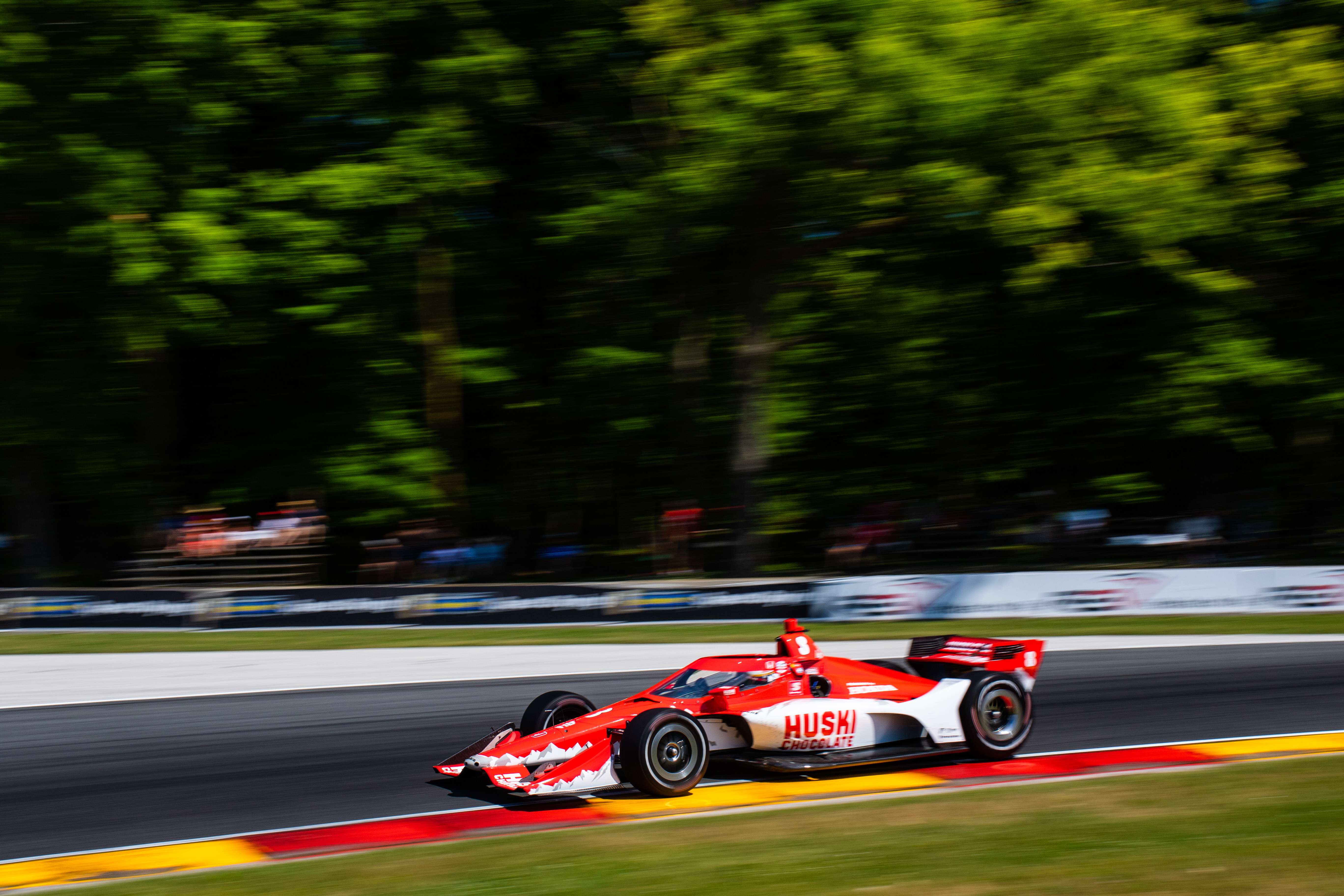 Marcus Ericsson Ganassi Road America IndyCar 2020