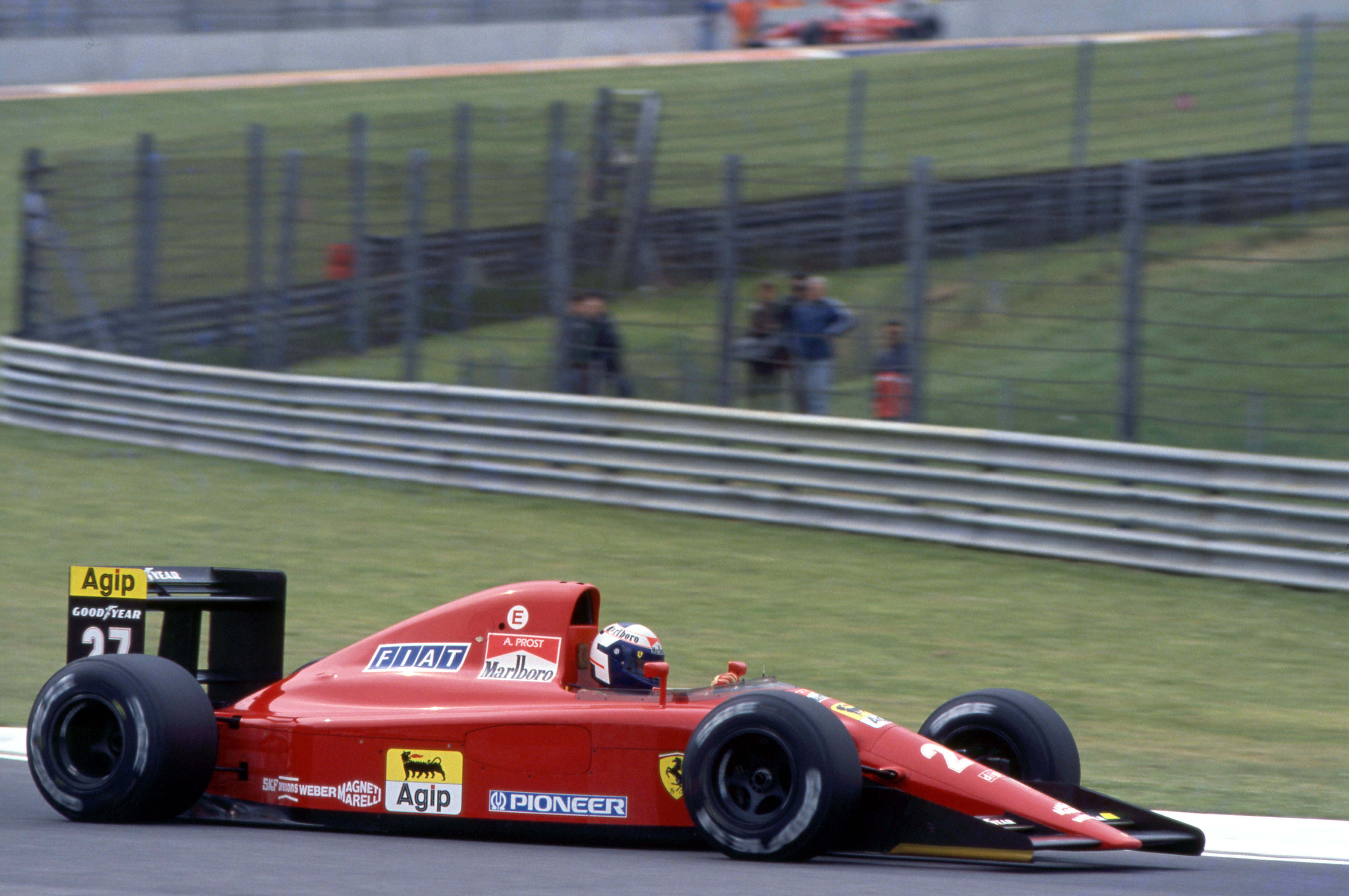San Marino Grand Prix Imola (ita) 26 28 04 1991