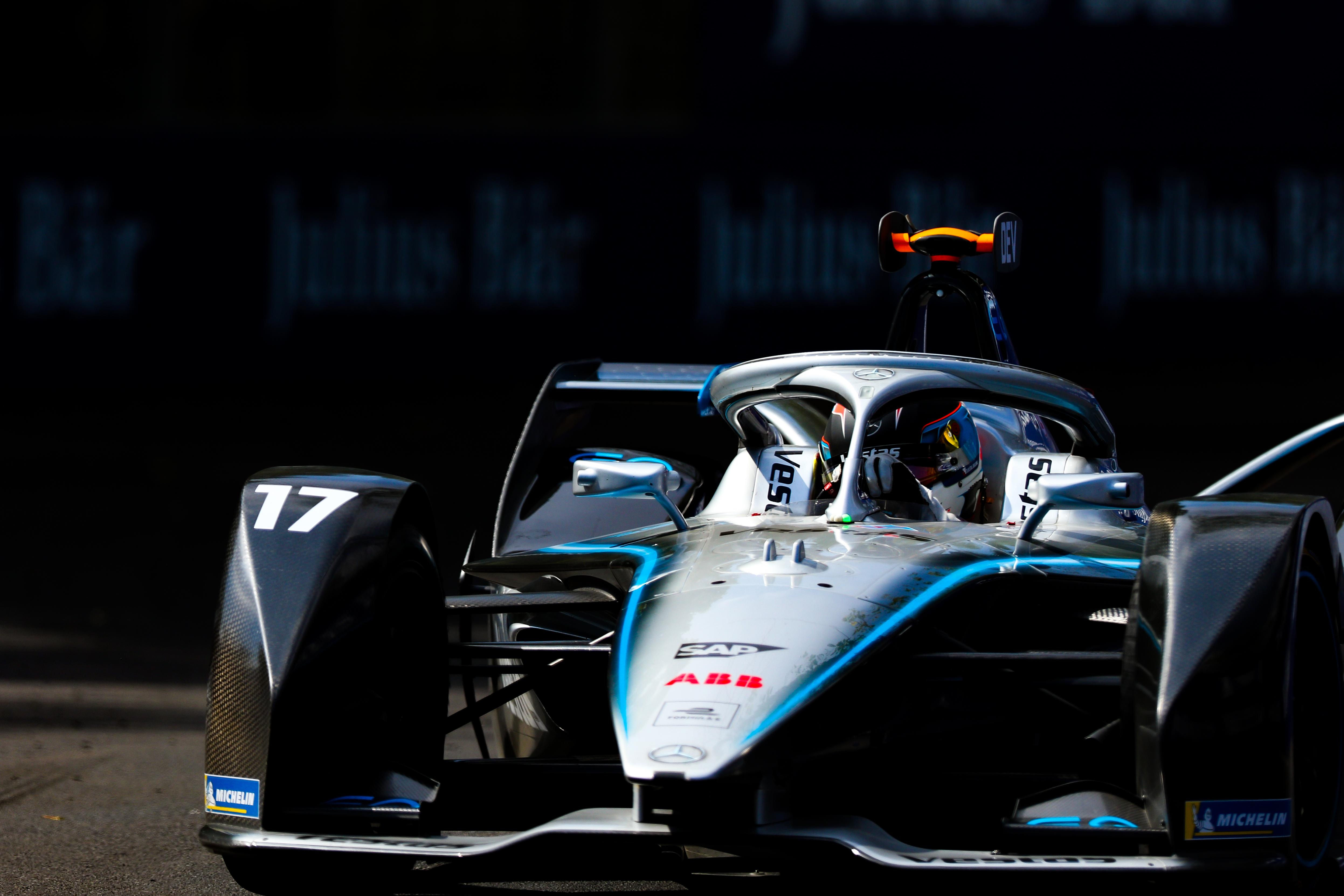 Nyck de Vries, Mercedes Formula E