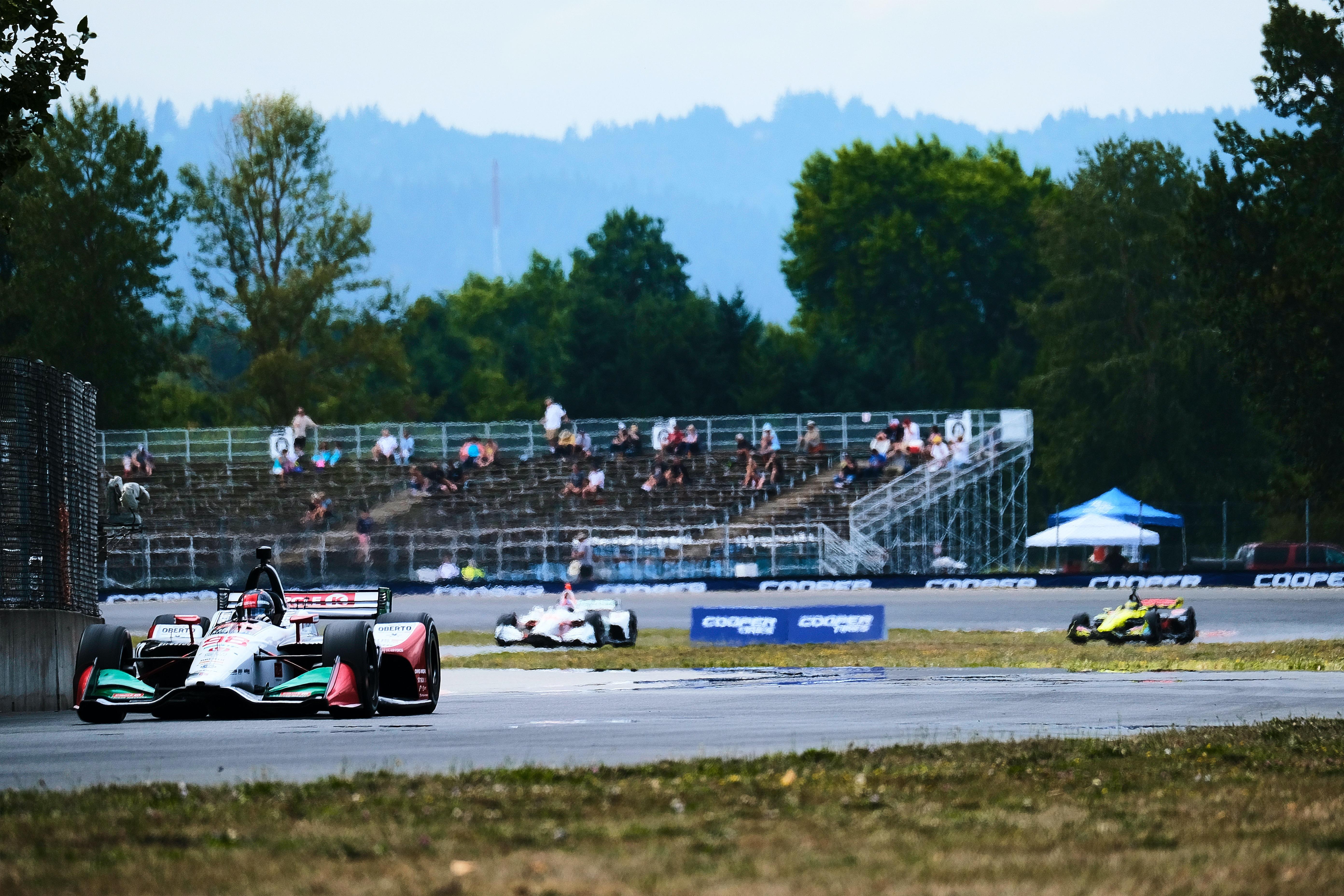Marco Andretti Portland IndyCar 2019
