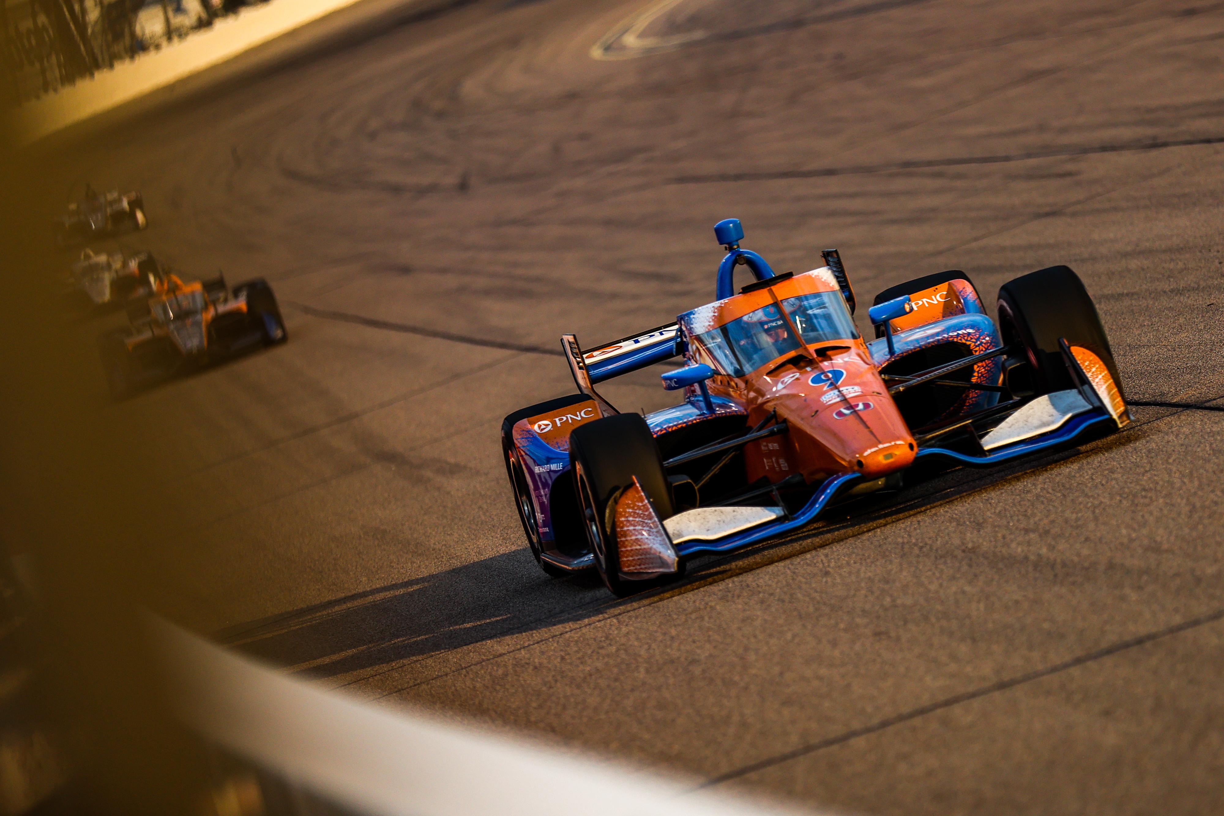 Scott Dixon Ganassi Iowa IndyCar 2020