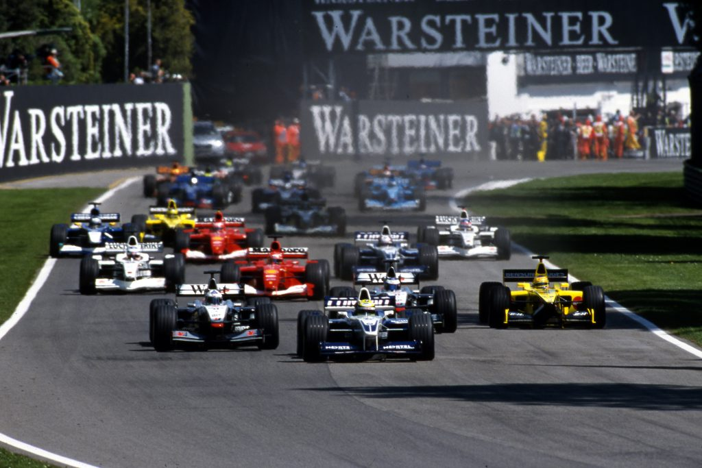 10 Imola F1 facts you might've forgotten - The Race