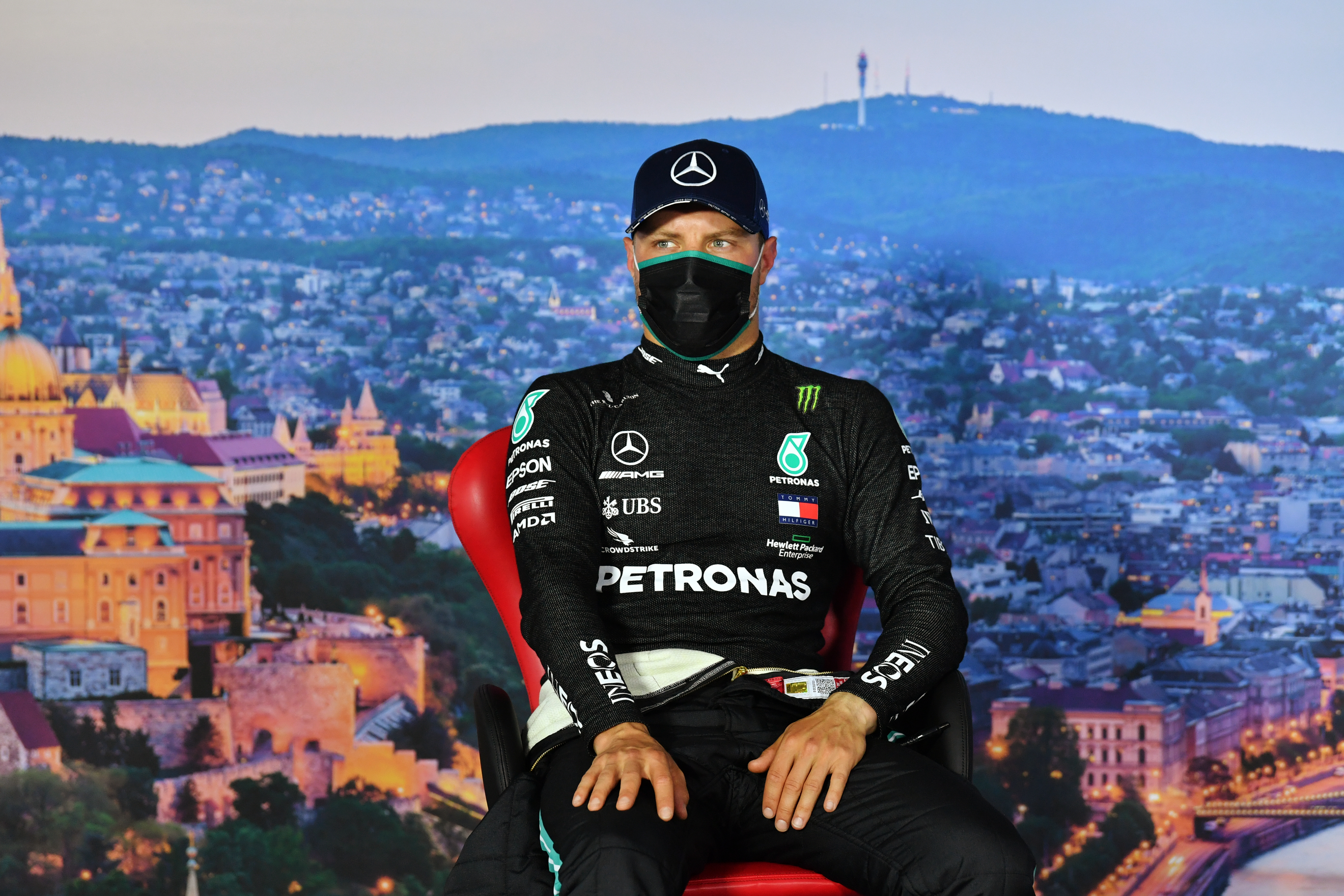 Motor Racing Formula One World Championship Hungarian Grand Prix Qualifying Day Budapest, Hungary