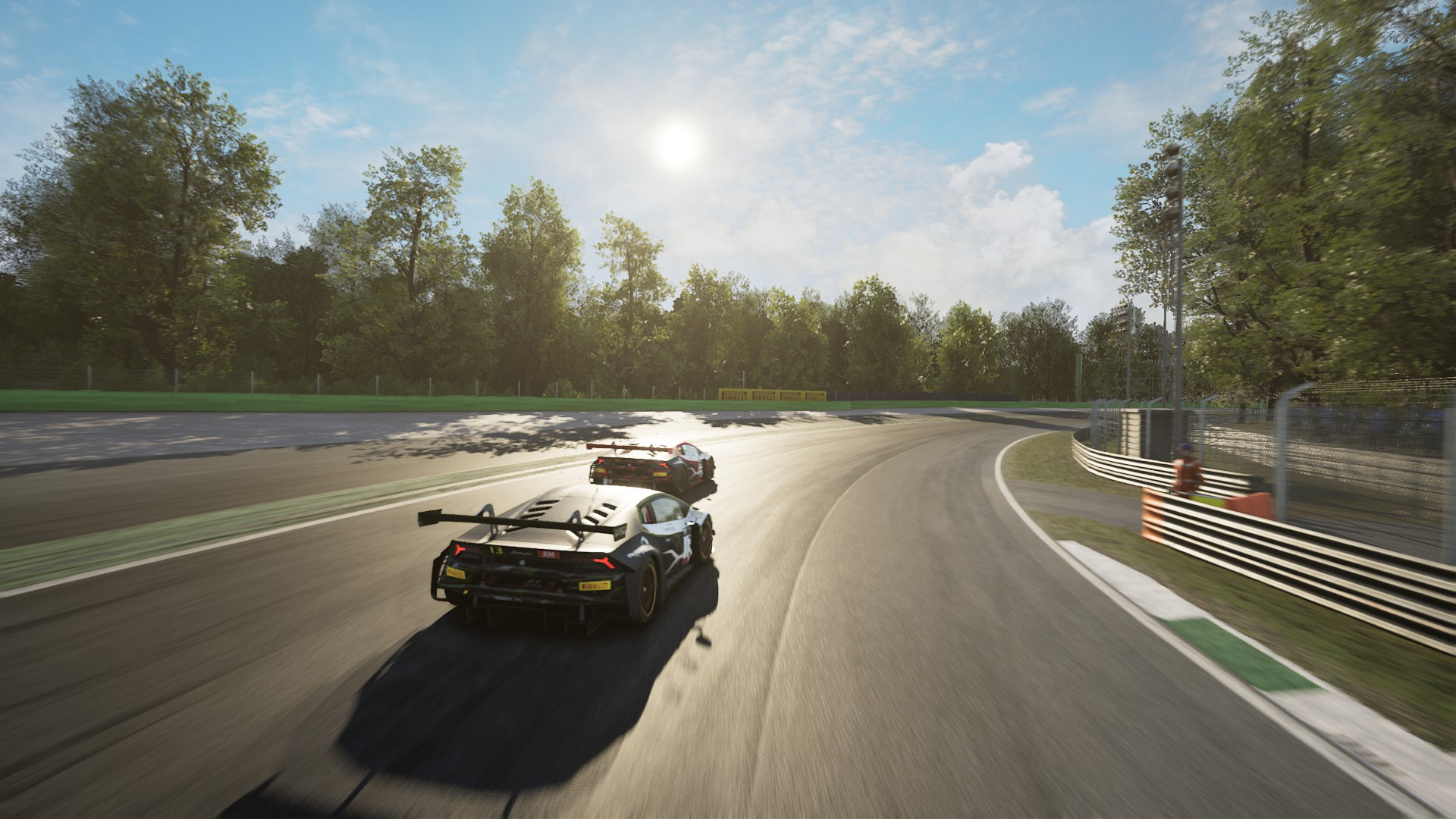Lamborghini The Real Race 3