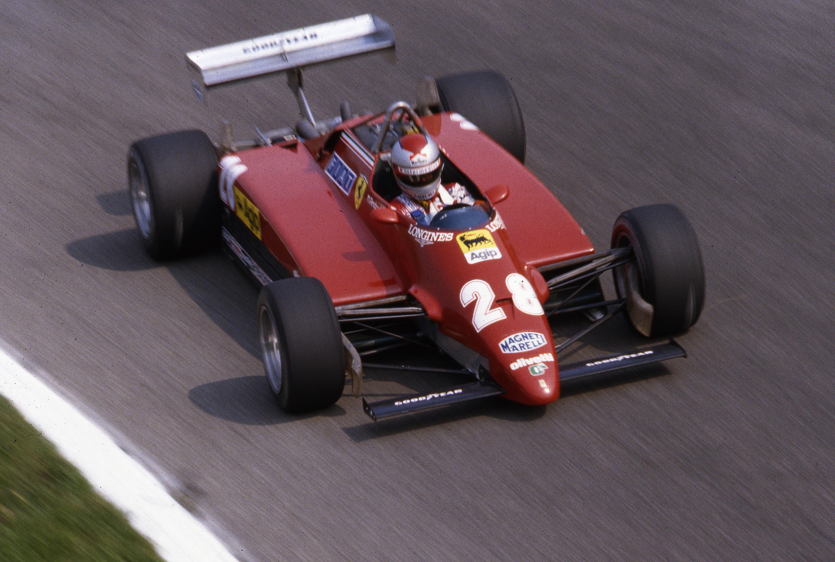 Mario Andretti 1982