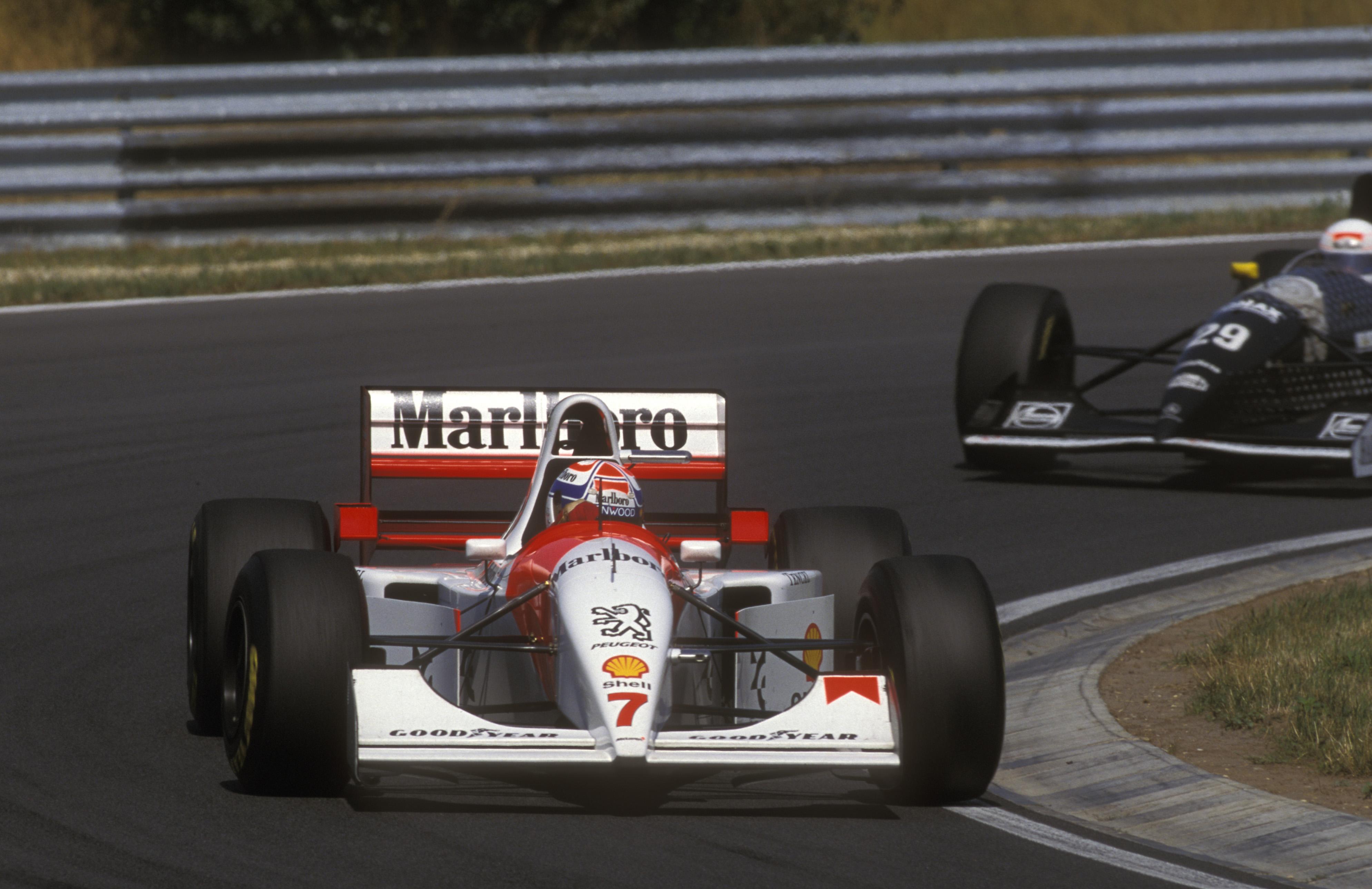 Philippe Alliot McLaren 1994