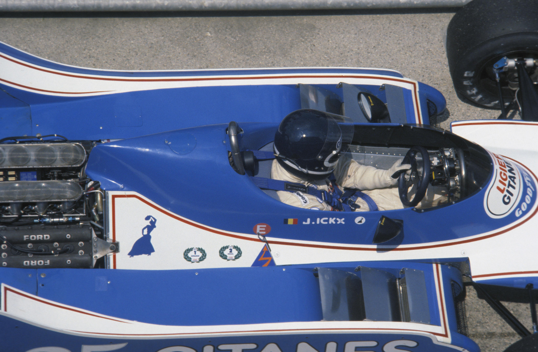 Jacky Ickx Ligier 1979