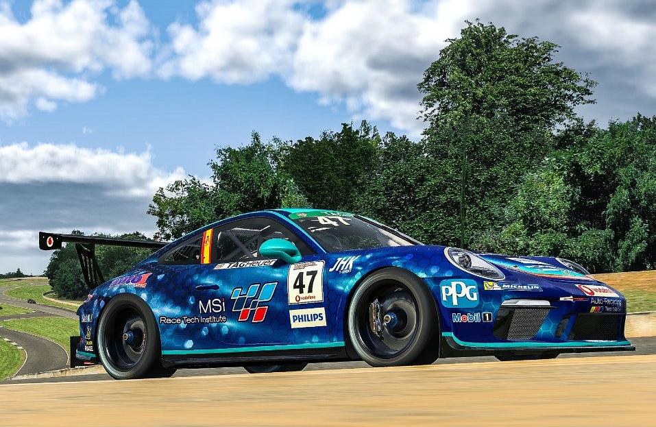 Porsche Esports Supercup R5 Sanchez Pic
